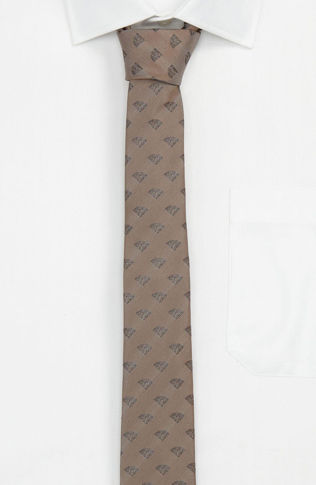 Alternate Image 3  - Topman Pattern Tie