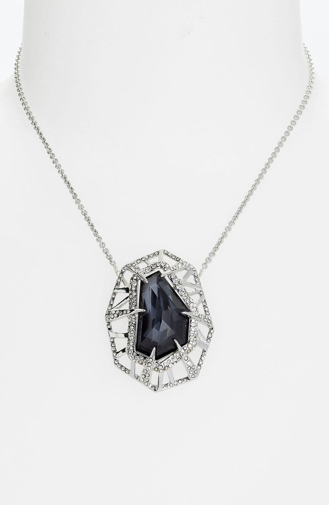 Alternate Image 1 Selected - Alexis Bittar 'Miss Havisham - Delano' Pendant Necklace
