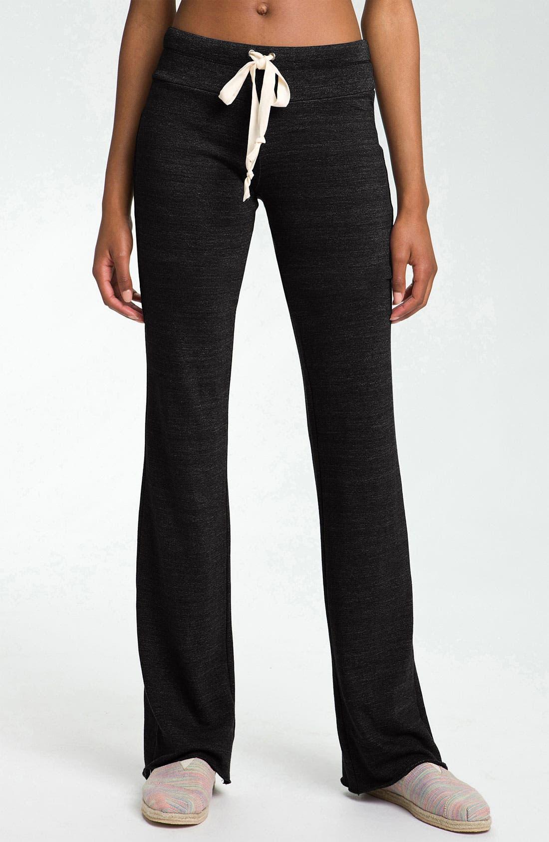 Alternate Image 1 Selected - Splendid Drawstring Lounge Pants