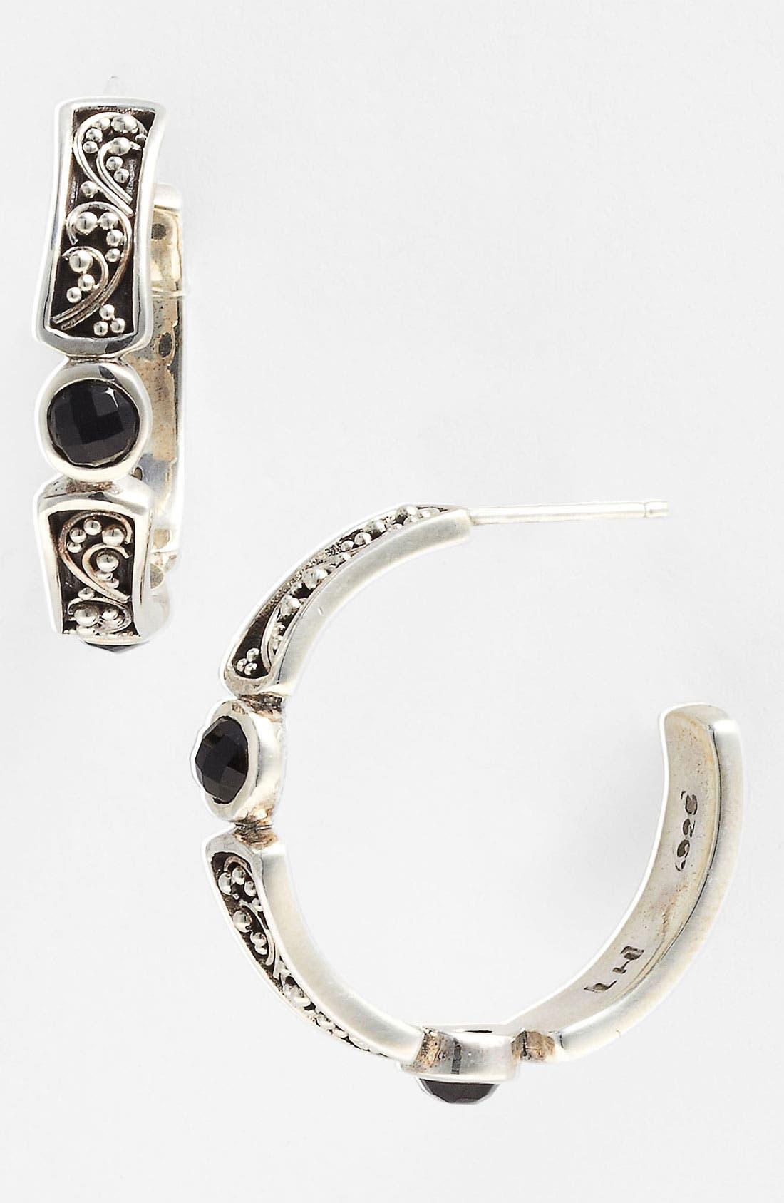 Main Image - Lois Hill Small Hoop Earrings