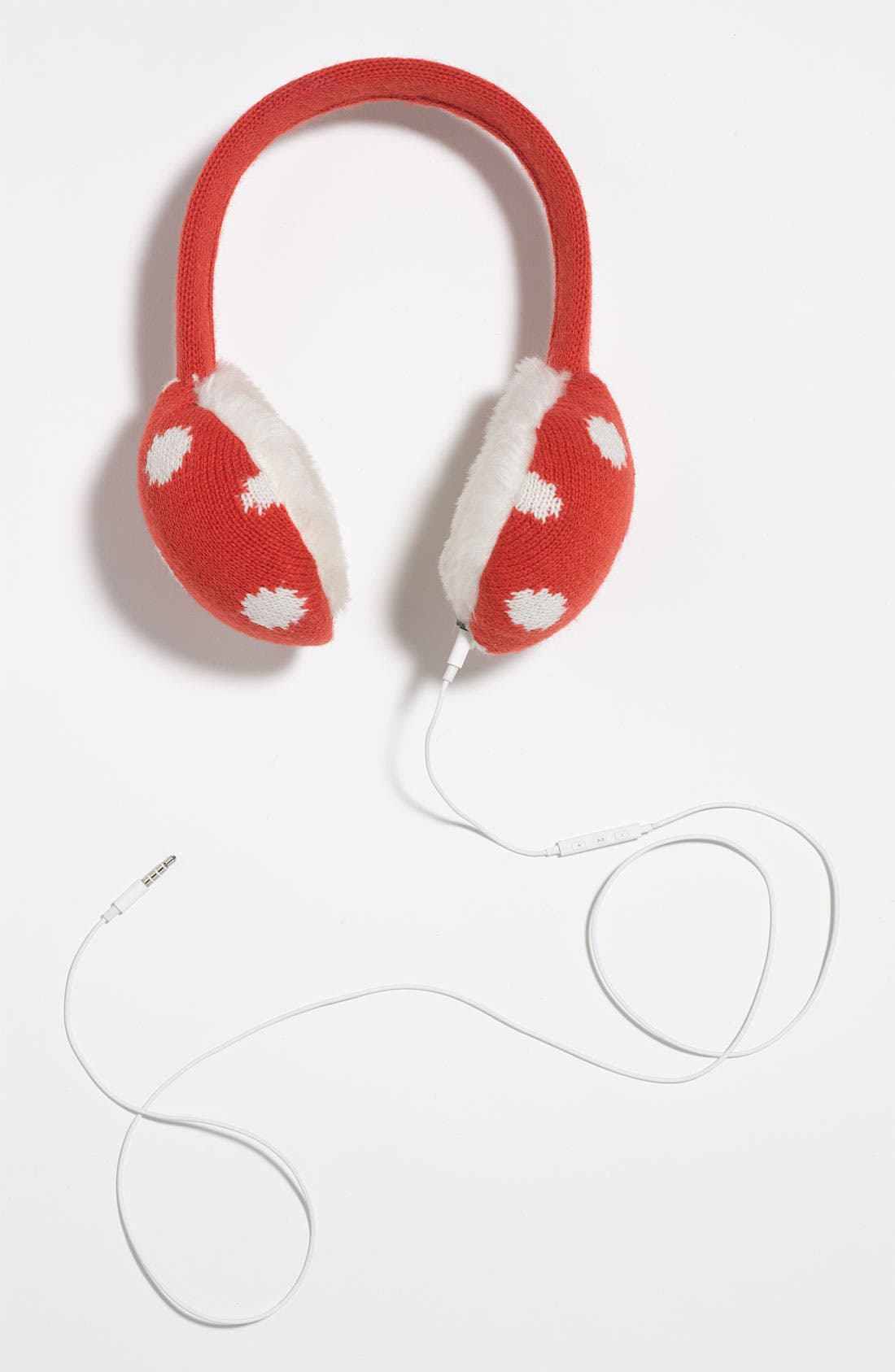 Alternate Image 3  - kate spade new york 'spotty' tech earmuffs