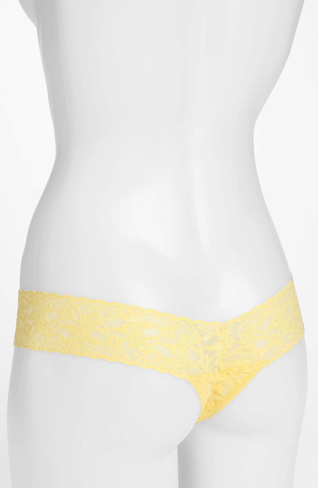 Alternate Image 2  - Hanky Panky 'Happy New Year' Embellished Low Rise Thong