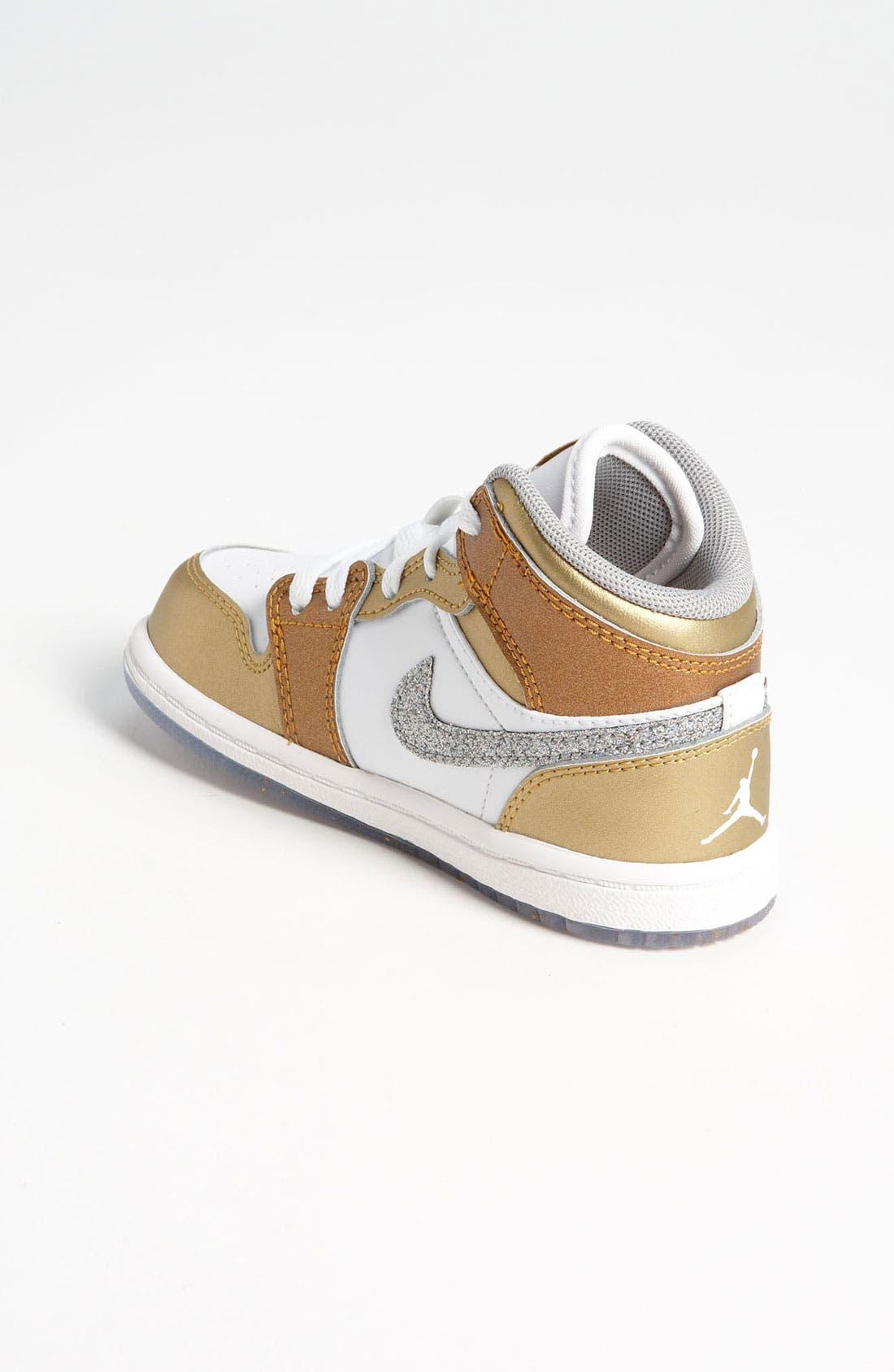 Alternate Image 2  - Nike 'Jordan 1 Phat' Sneaker (Baby, Walker & Toddler)