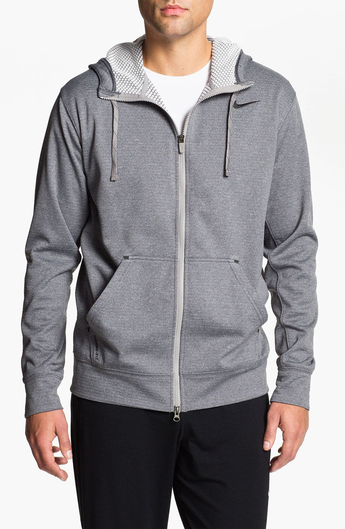 Alternate Image 1 Selected - Nike 'Sphere' Zip Hoodie