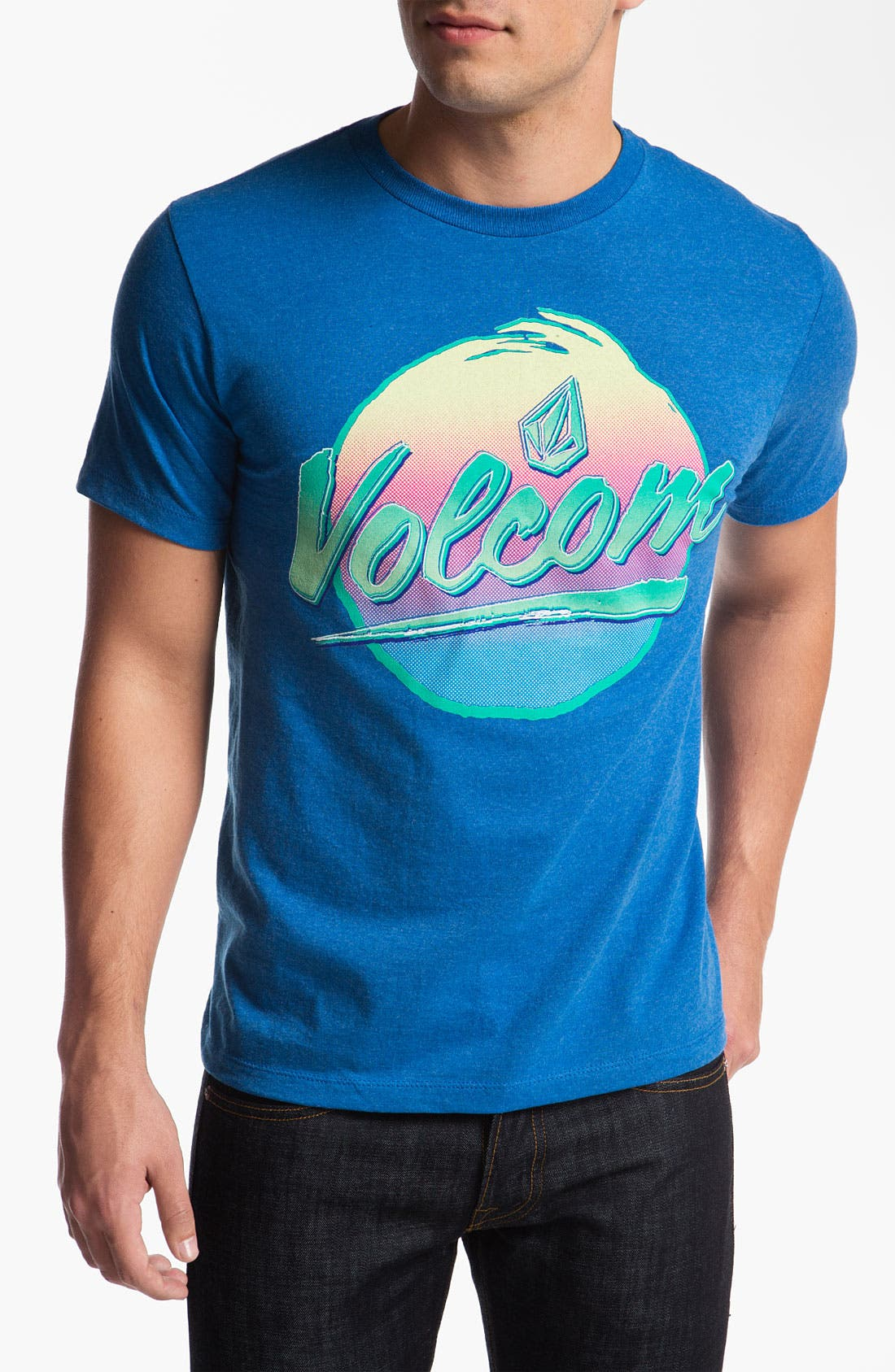 Alternate Image 1 Selected - Volcom 'Chray' T-Shirt