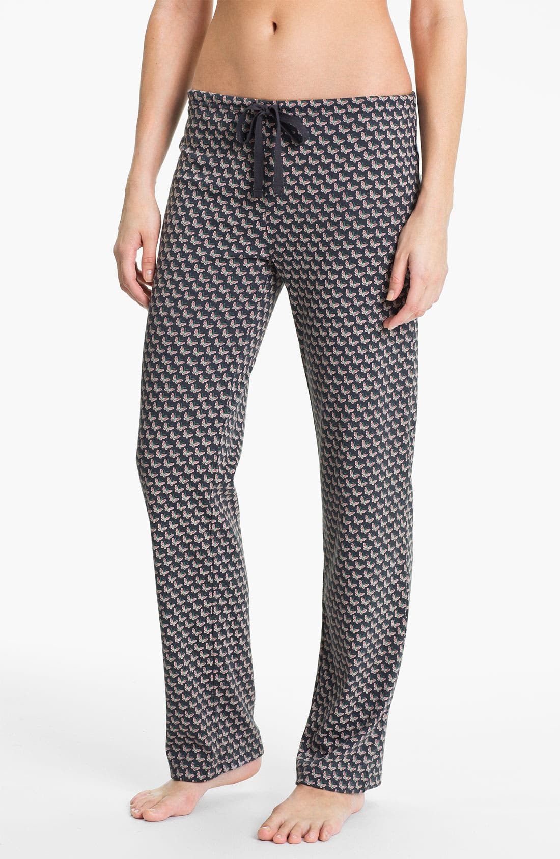 Alternate Image 1 Selected - Jane & Bleecker New York Knit Lounge Pants