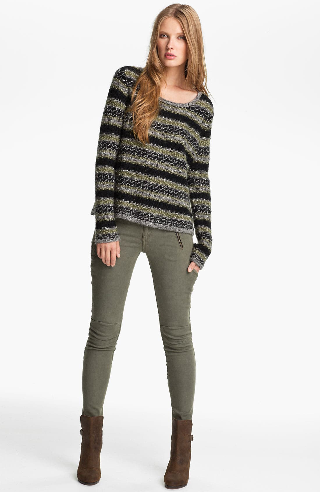 Alternate Image 1 Selected - rag & bone 'Palermo' Pullover