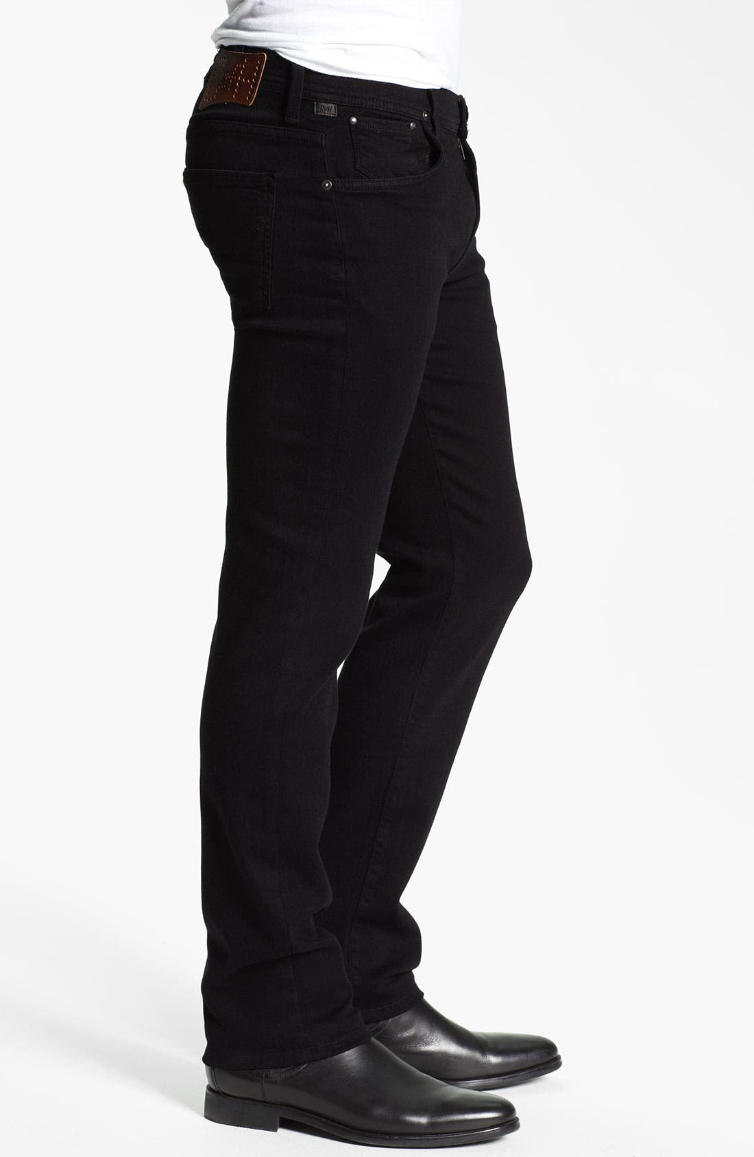 Alternate Image 3  - Citizens of Humanity 'Adonis' Comfort Slim Fit Jeans (Brandon Black)