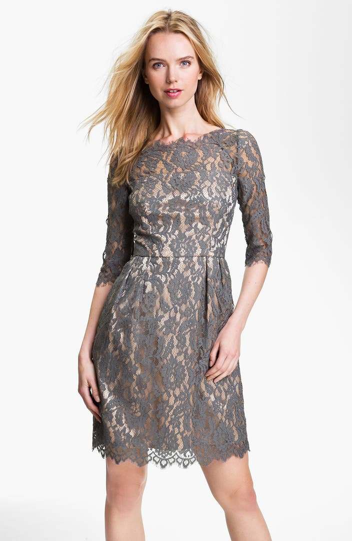 Milly 'Stella' Lace Sheath Dress | Nordstrom