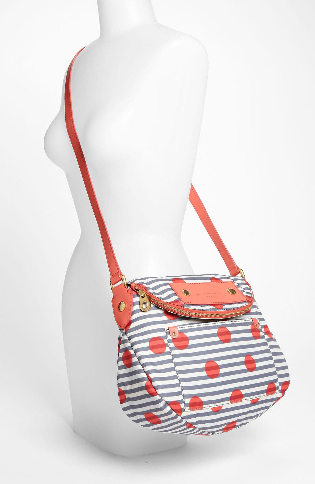 Alternate Image 2  - MARC BY MARC JACOBS 'Preppy Nylon - Natasha' Print Crossbody Bag