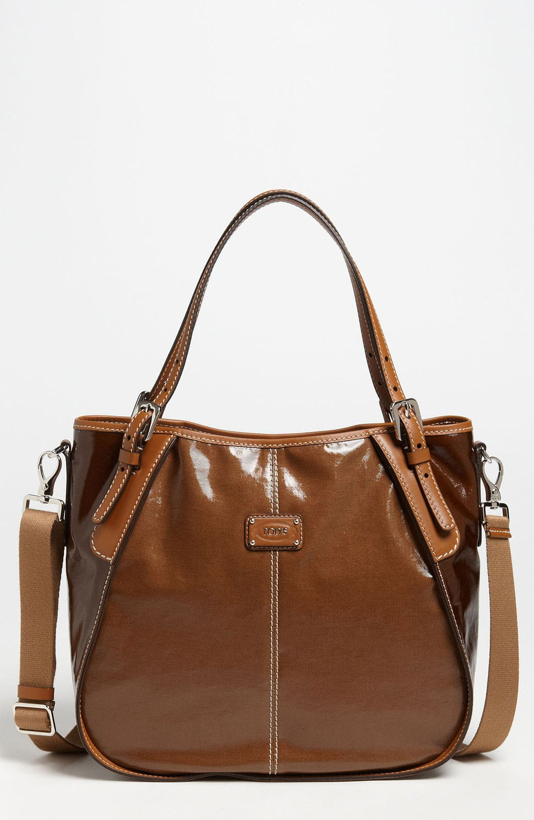 Alternate Image 1 Selected - Tod's 'New G - Small' Shoulder Bag