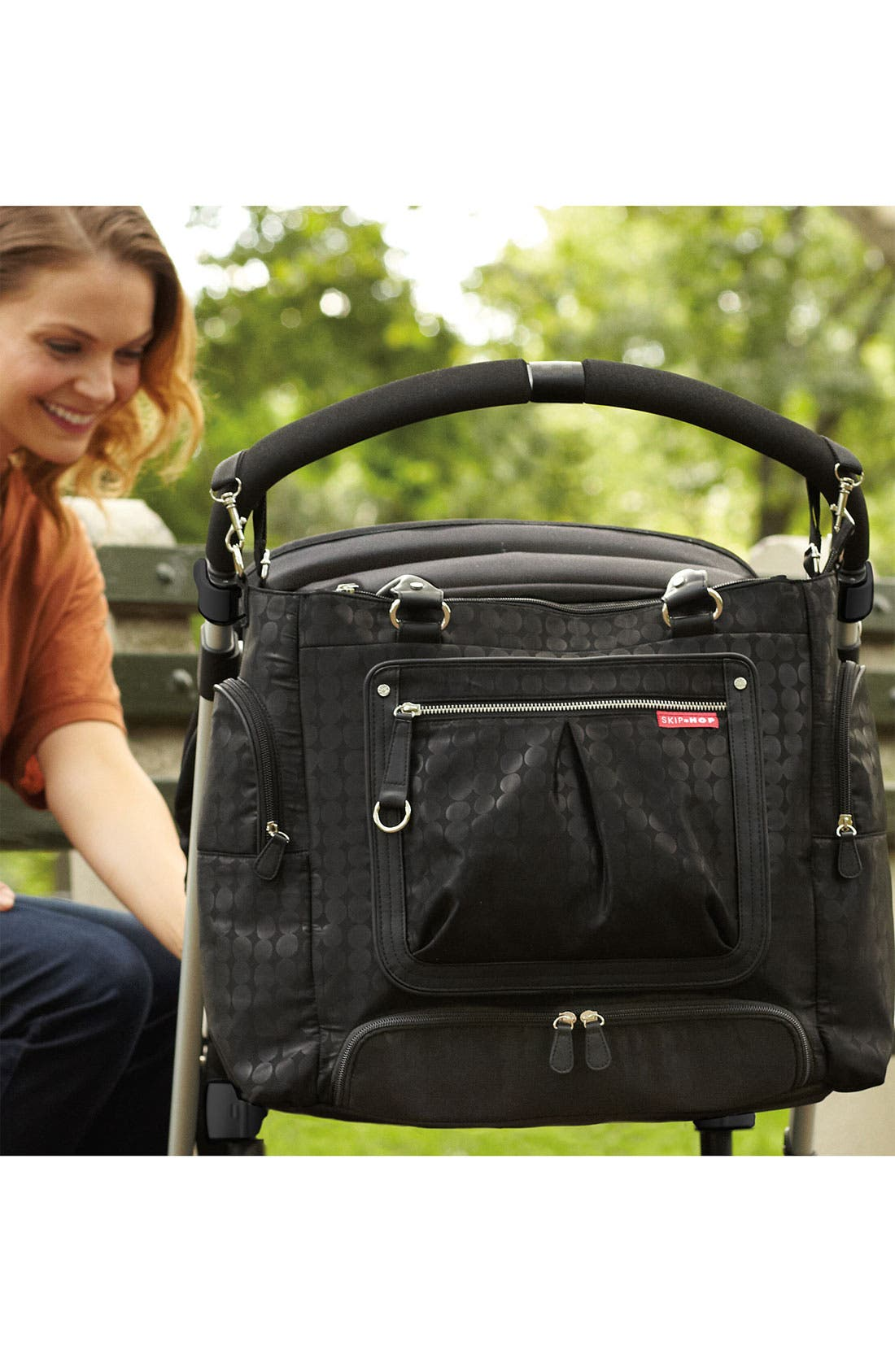 Alternate Image 4  - Skip Hop 'Lady Bento' Diaper Bag