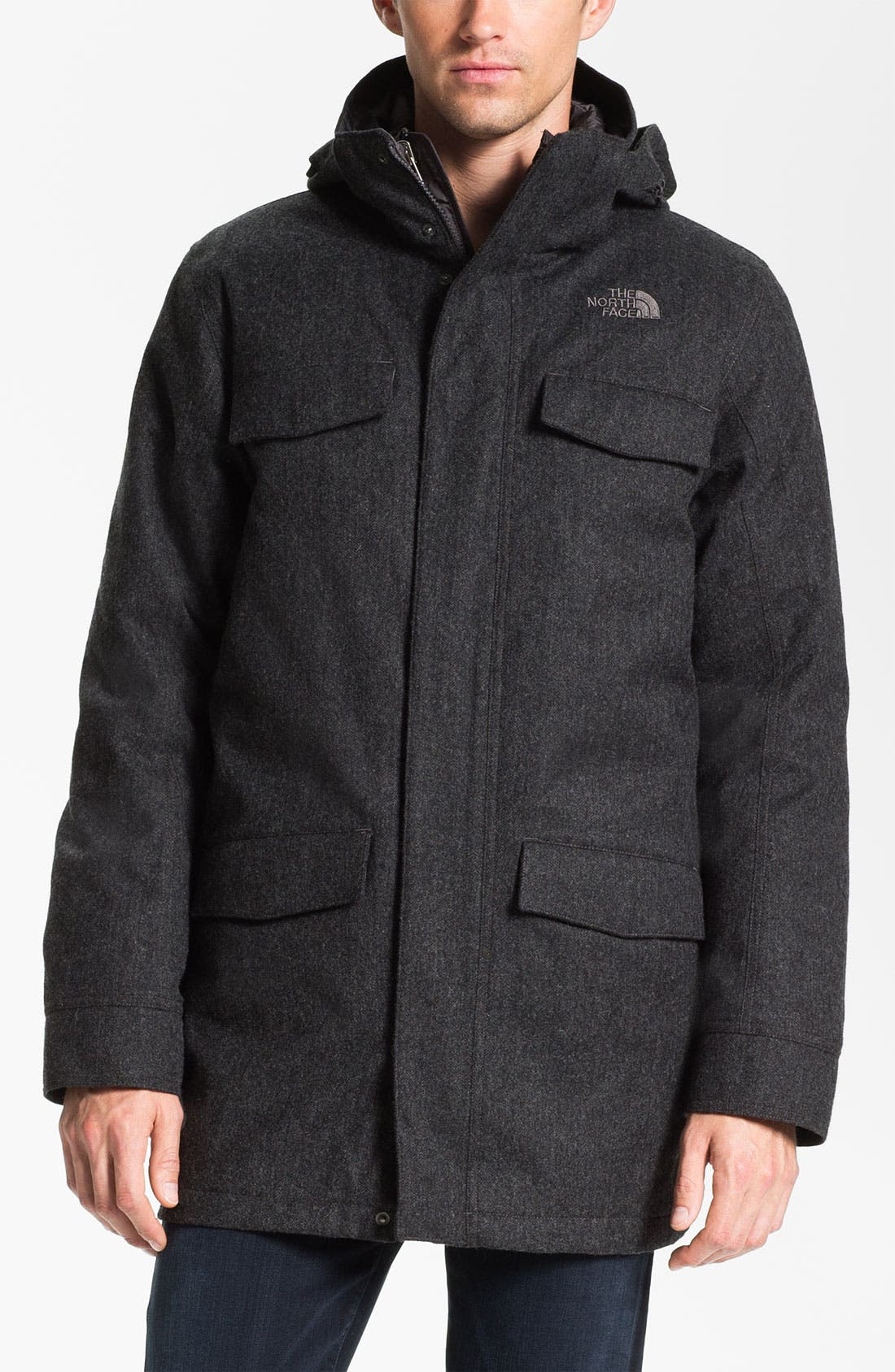 Alternate Image 1 Selected - The North Face 'Harper' TriClimate® 3-in-1 Jacket