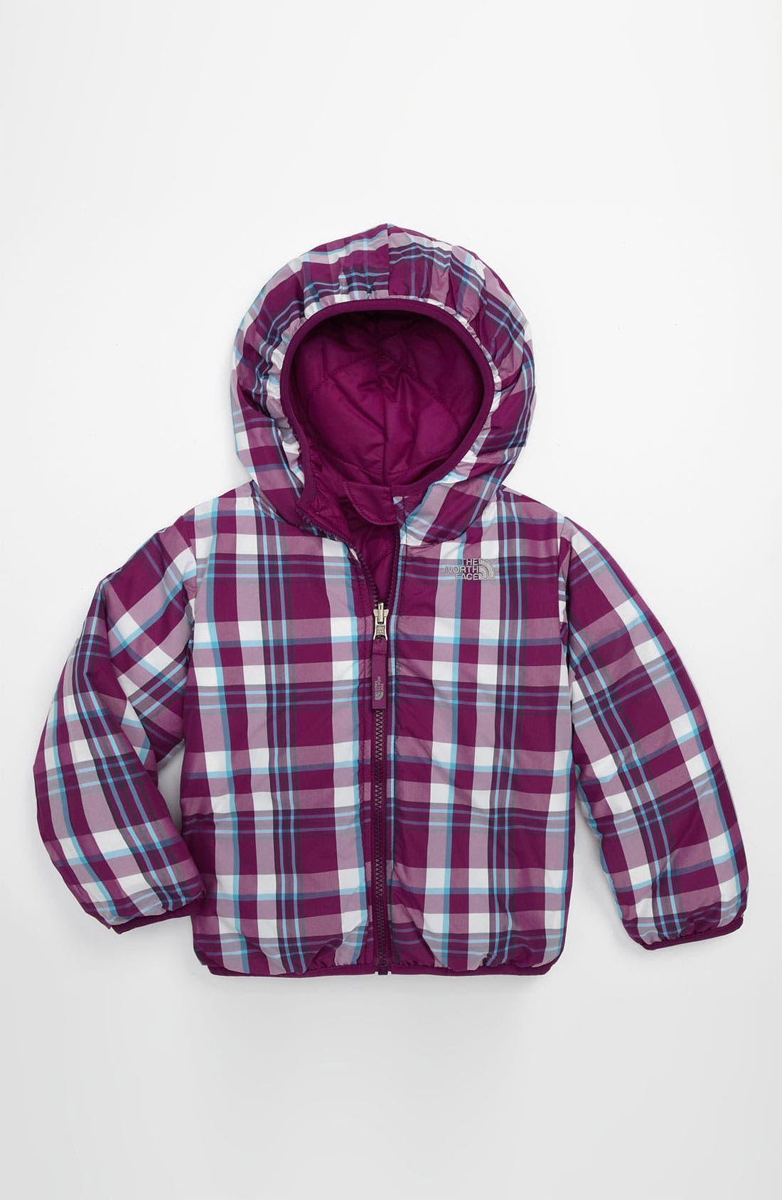 Alternate Image 2  - The North Face 'Moondoggy' Reversible Down Jacket (Toddler)