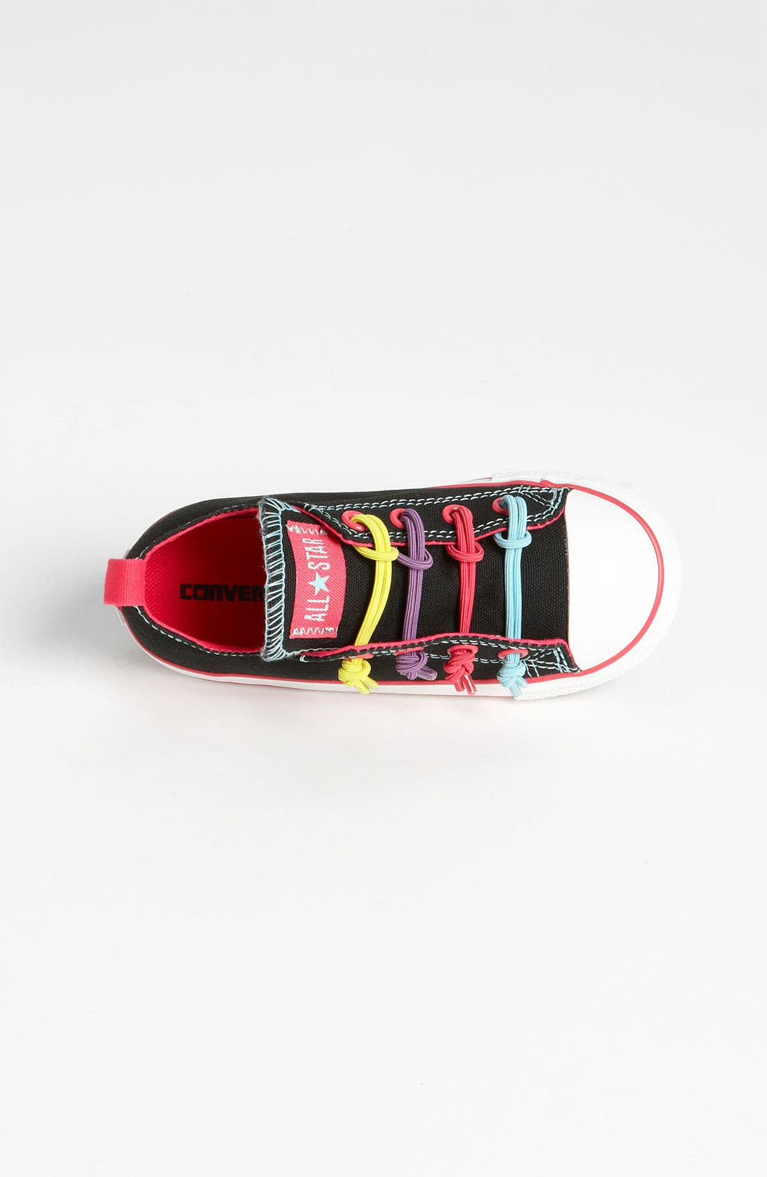 Alternate Image 3  - Converse Chuck Taylor® 'Loop 2 Knot' Sneaker (Baby, Walker & Toddler)