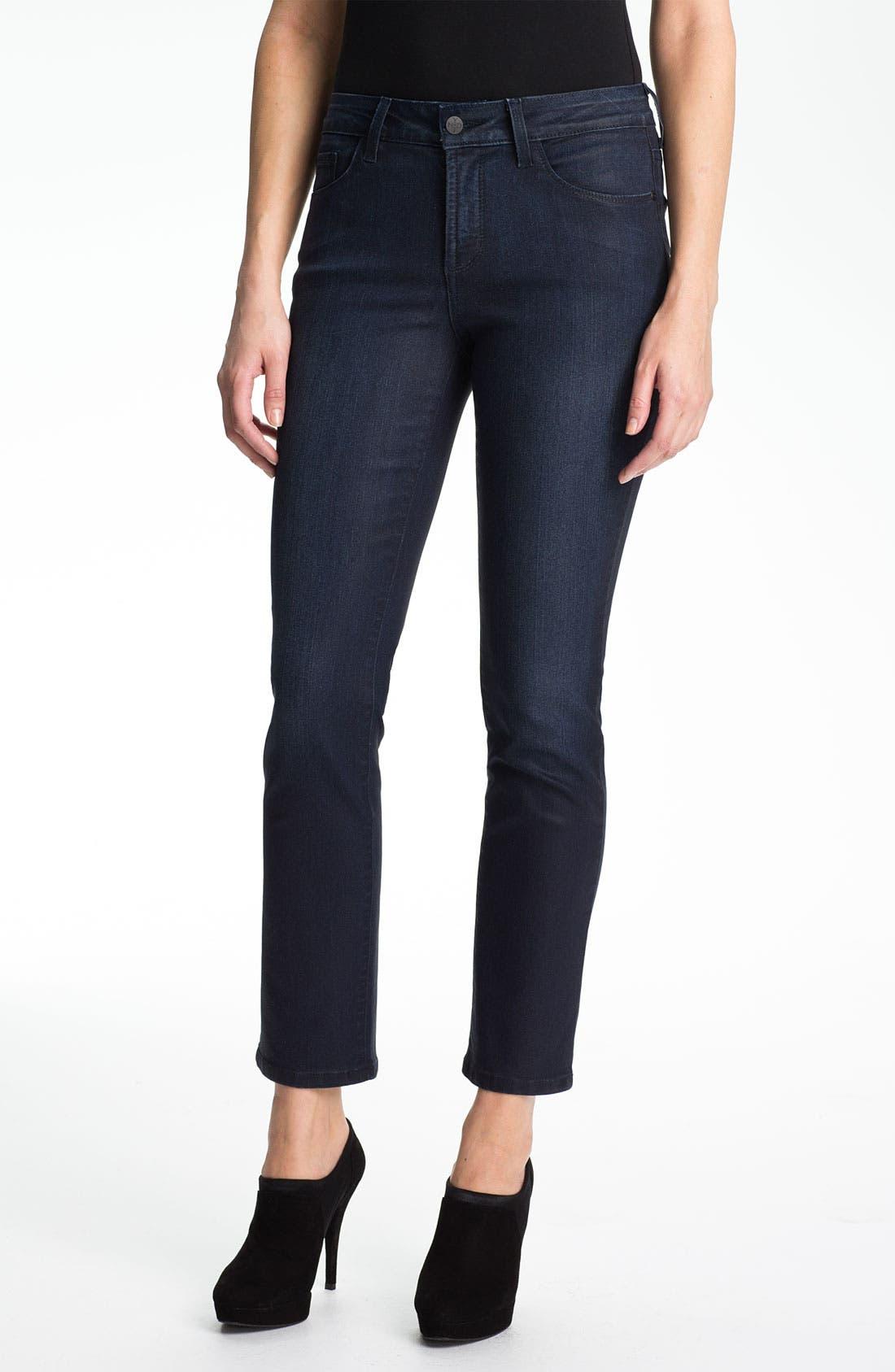 Main Image - NYDJ 'Sheri' Skinny Jeans (Petite)