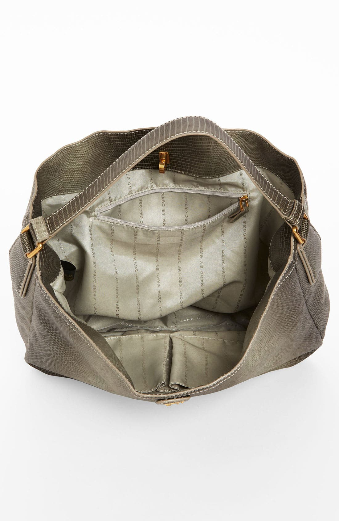 Alternate Image 3  - MARC BY MARC JACOBS 'Lizzie' Embossed Hobo