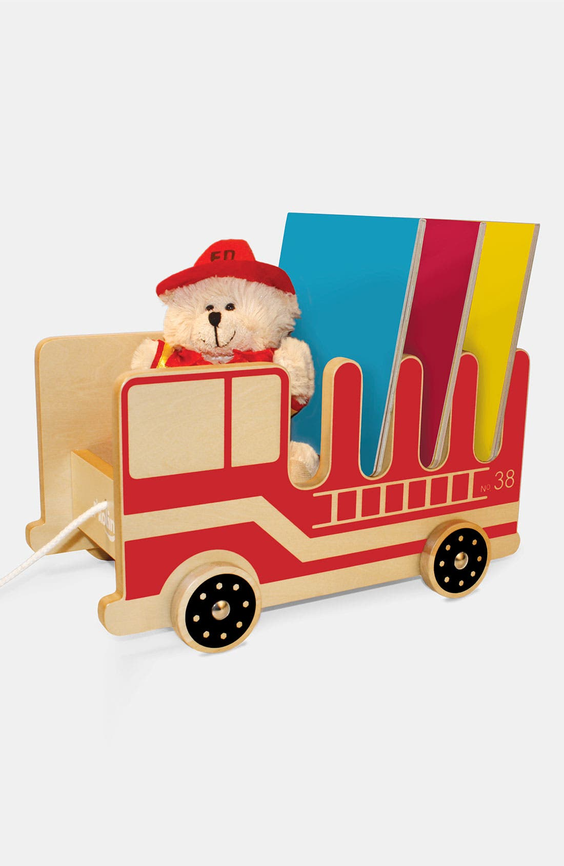 Alternate Image 2  - P'kolino 'Fire Truck' Book Buggy