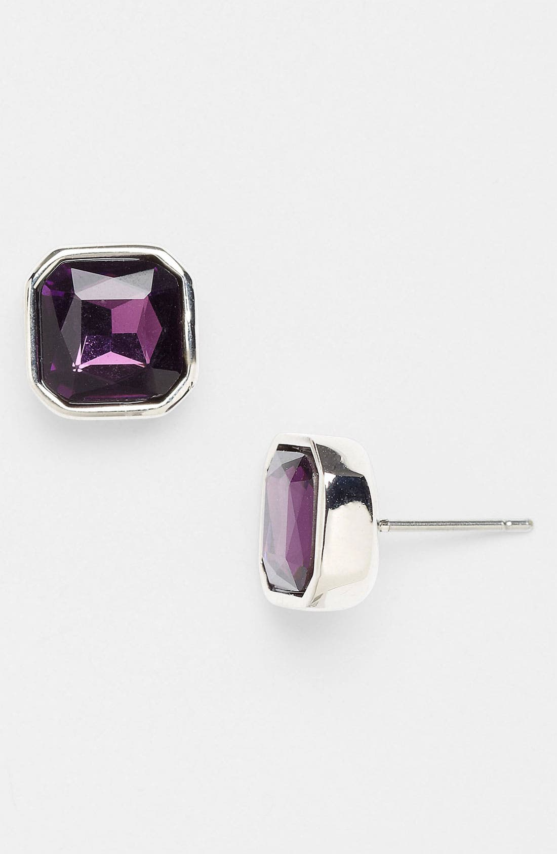 Main Image - MARC BY MARC JACOBS Cushion Stud Earrings