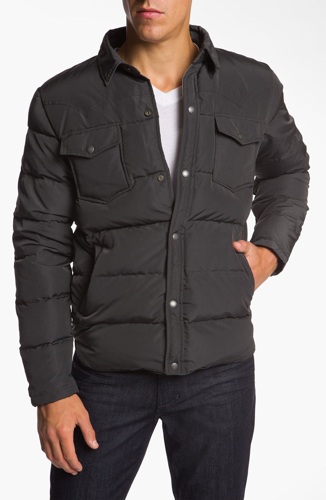 Alternate Image 1 Selected - Penfield 'Rockford' Down Jacket