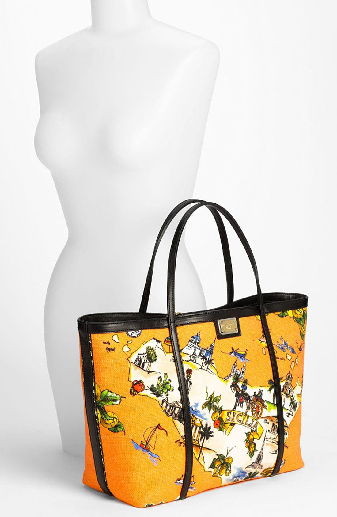 Alternate Image 2  - Dolce&Gabbana 'Miss Escape' Tote