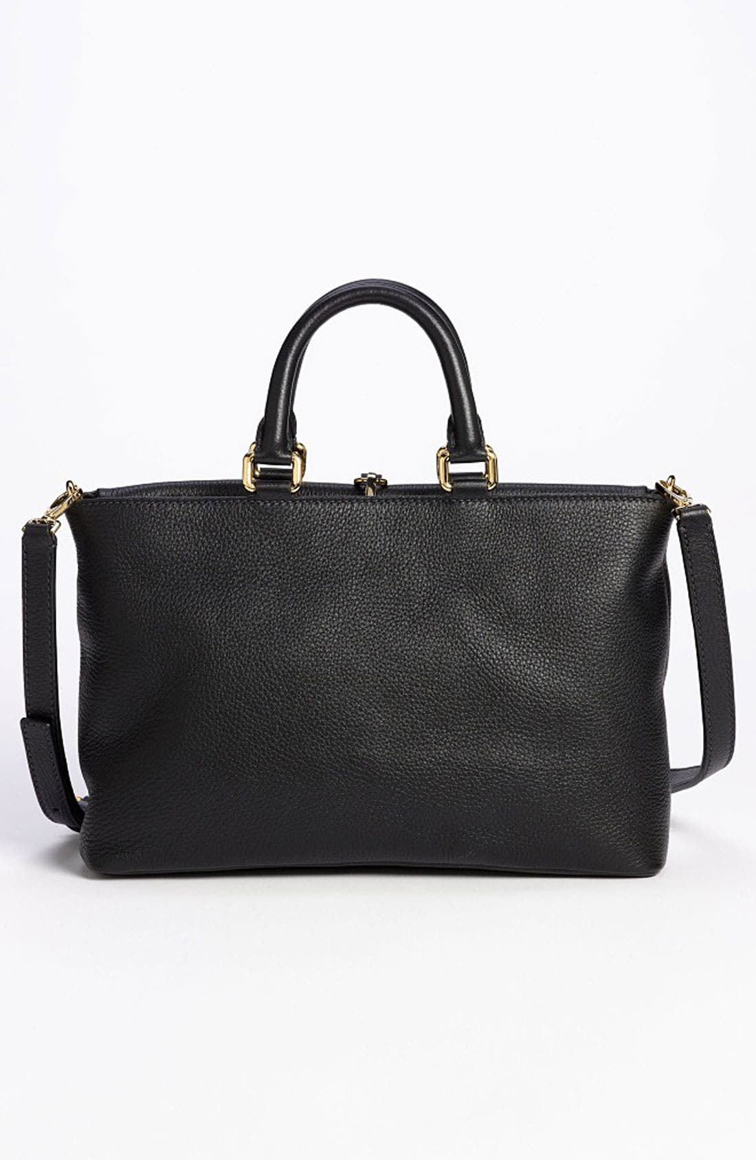 Alternate Image 4  - Dolce&Gabbana 'Miss Emma' Leather Satchel