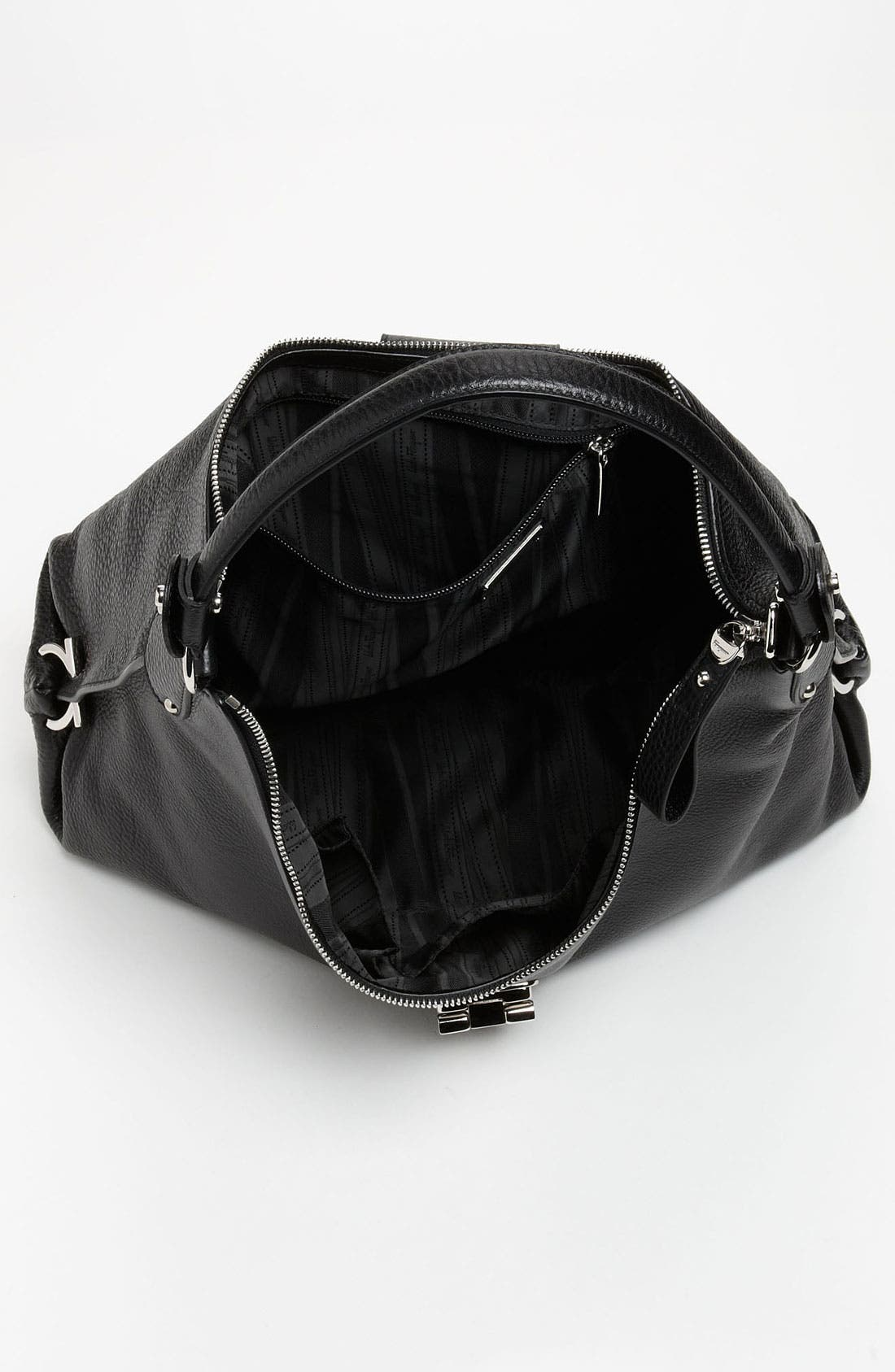 Alternate Image 3  - Salvatore Ferragamo 'New Fanisa' Leather Hobo