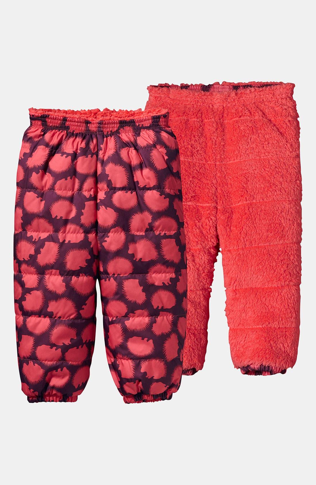 Main Image - Patagonia 'Tribbles' Reversible Pants (Toddler)