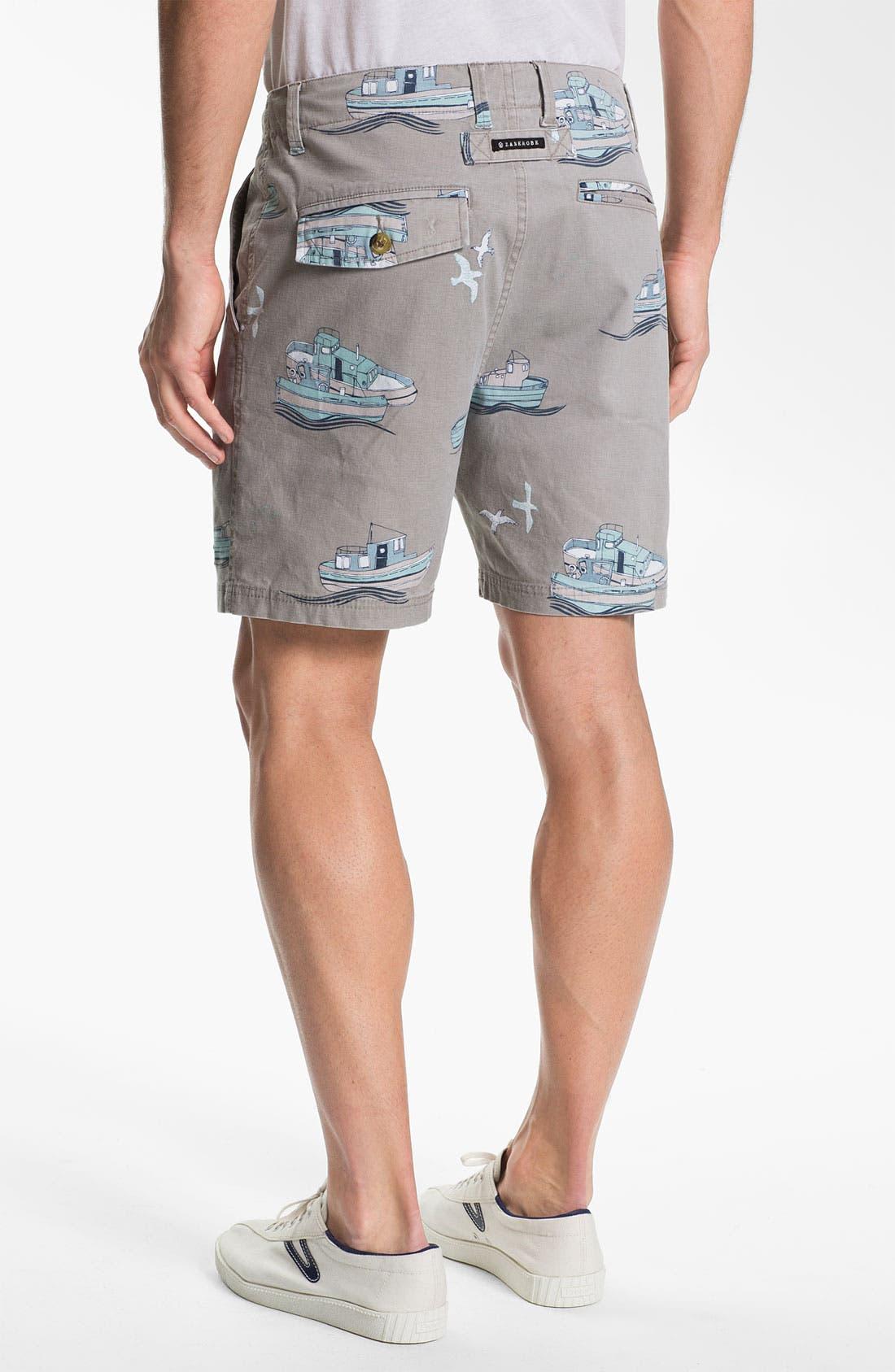 Alternate Image 2  - Zanerobe 'Tug-o-War' Shorts