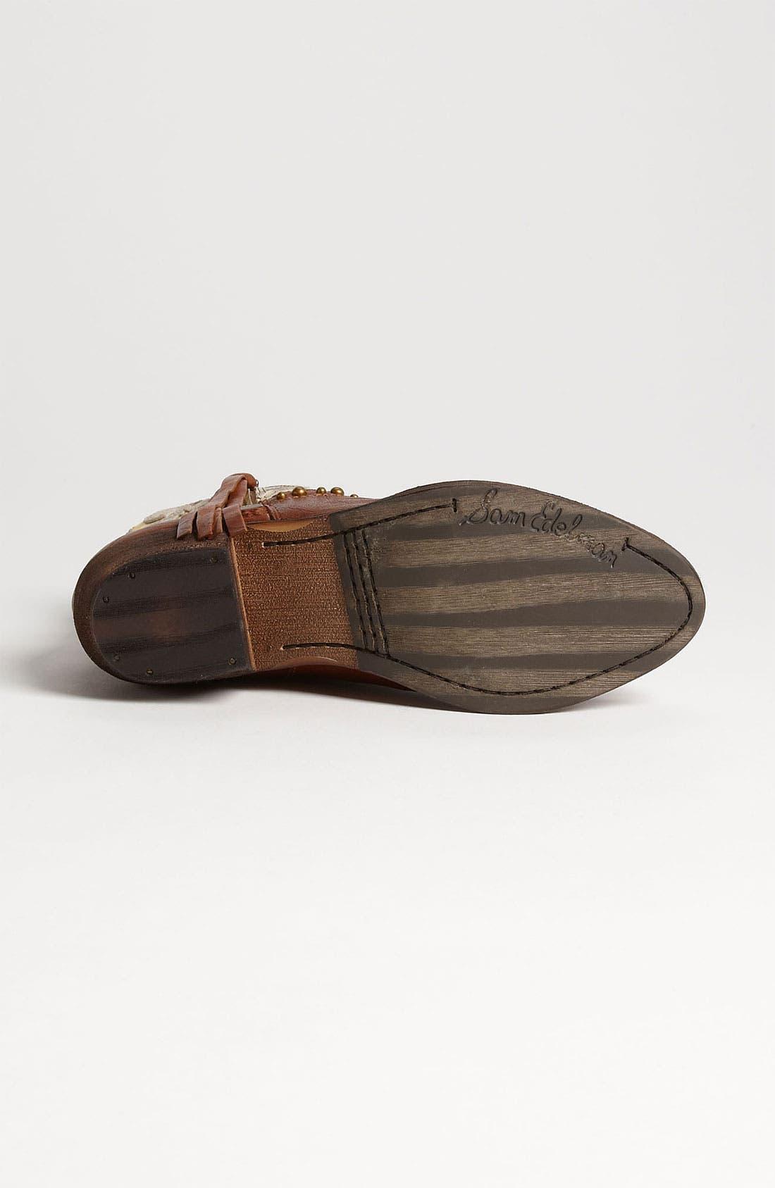 Alternate Image 4  - Sam Edelman 'Shane' Boot