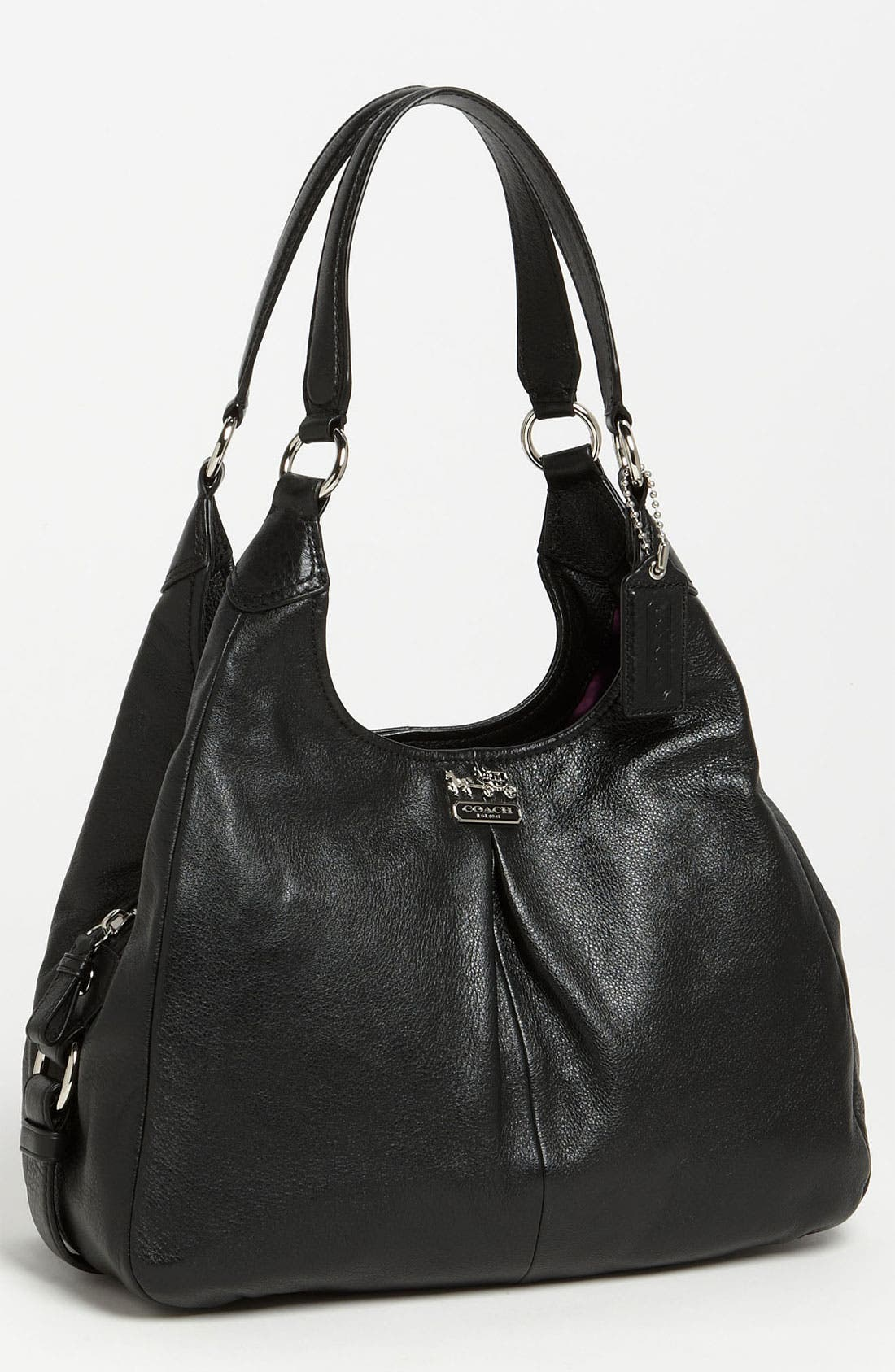 Main Image - COACH 'Madison - Maggie' Leather Hobo