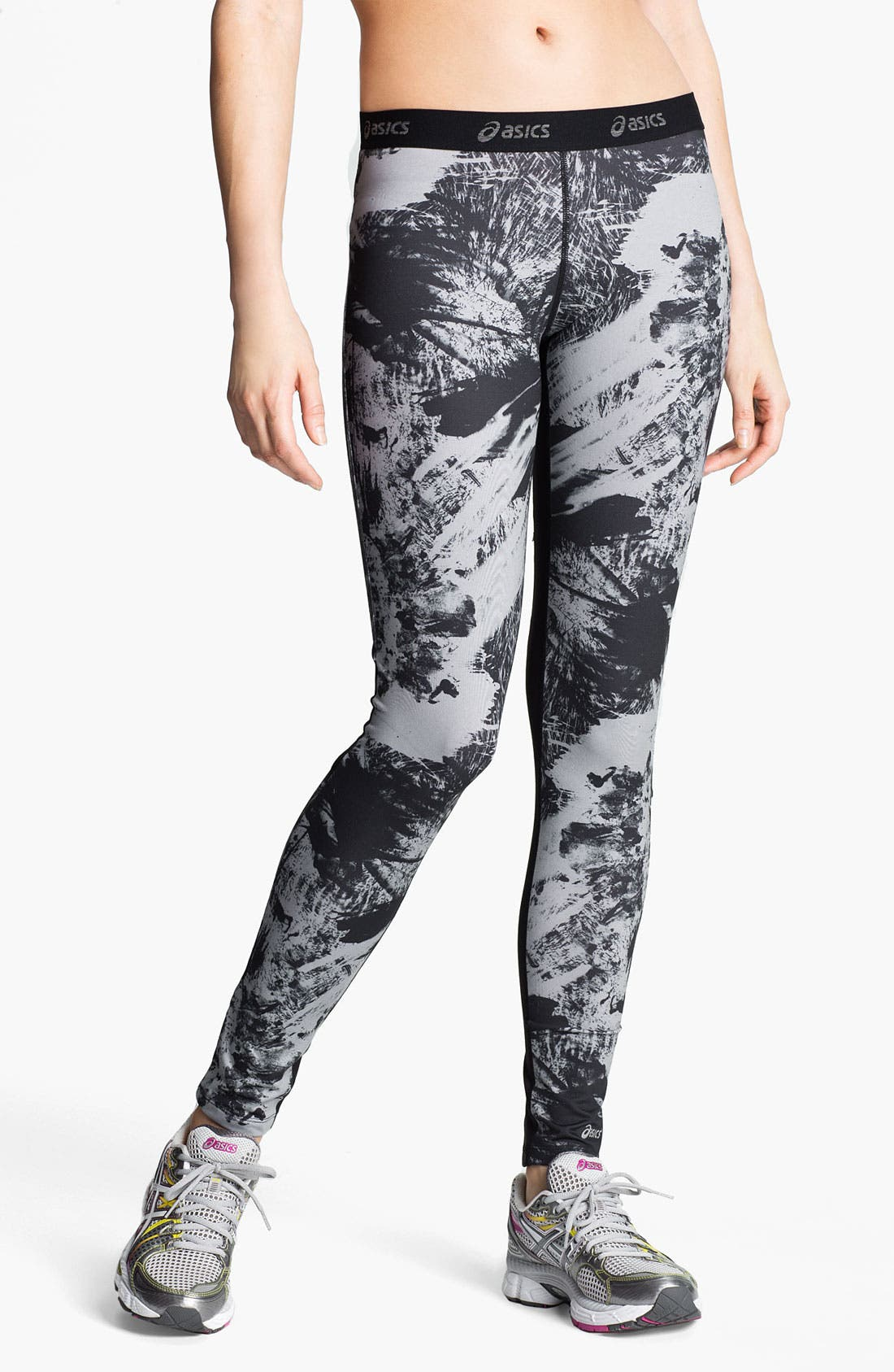 Alternate Image 1 Selected - ASICS® 'Jalyn' Tights
