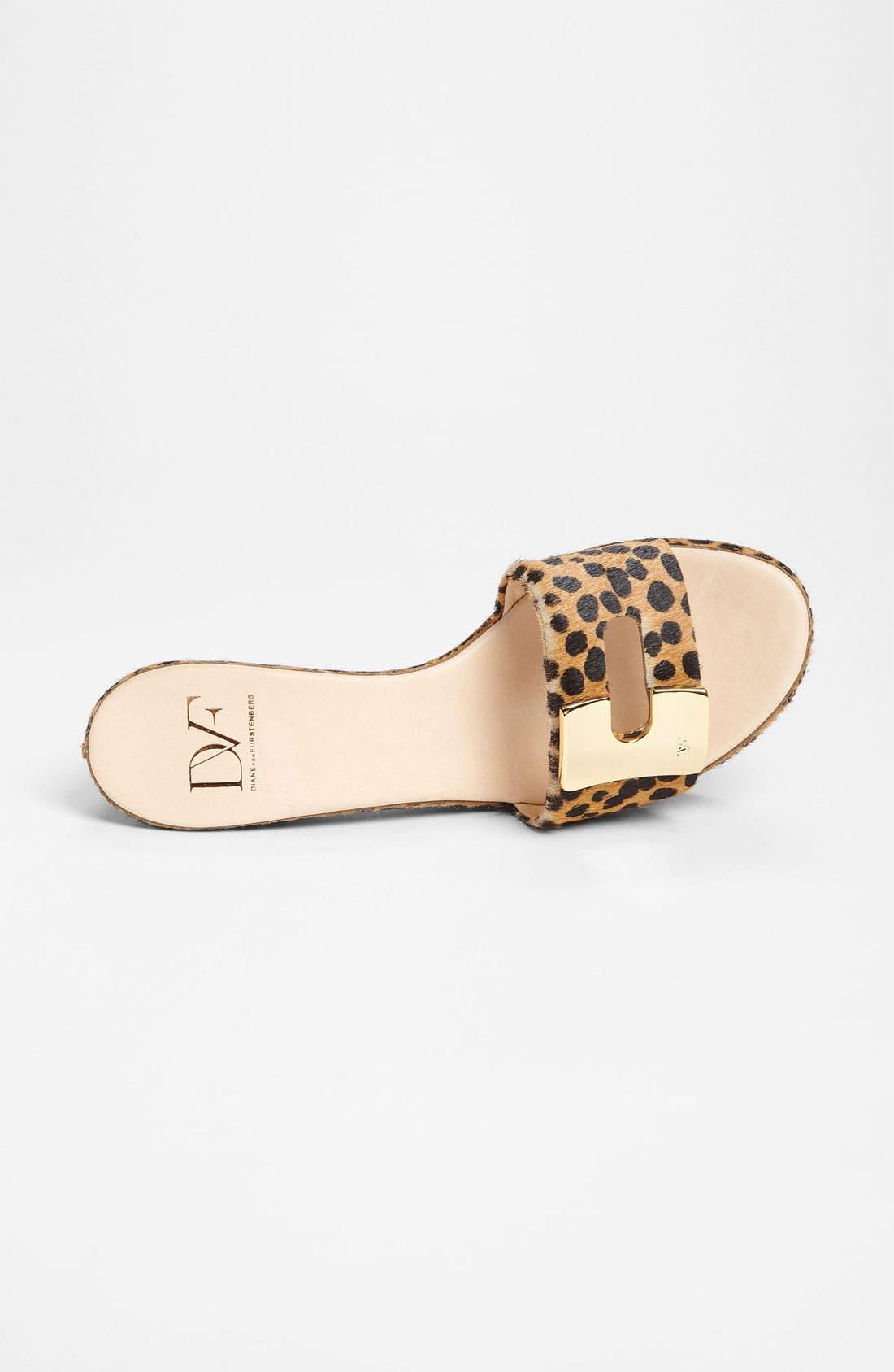Alternate Image 3  - Diane von Furstenberg 'Straton' Sandal