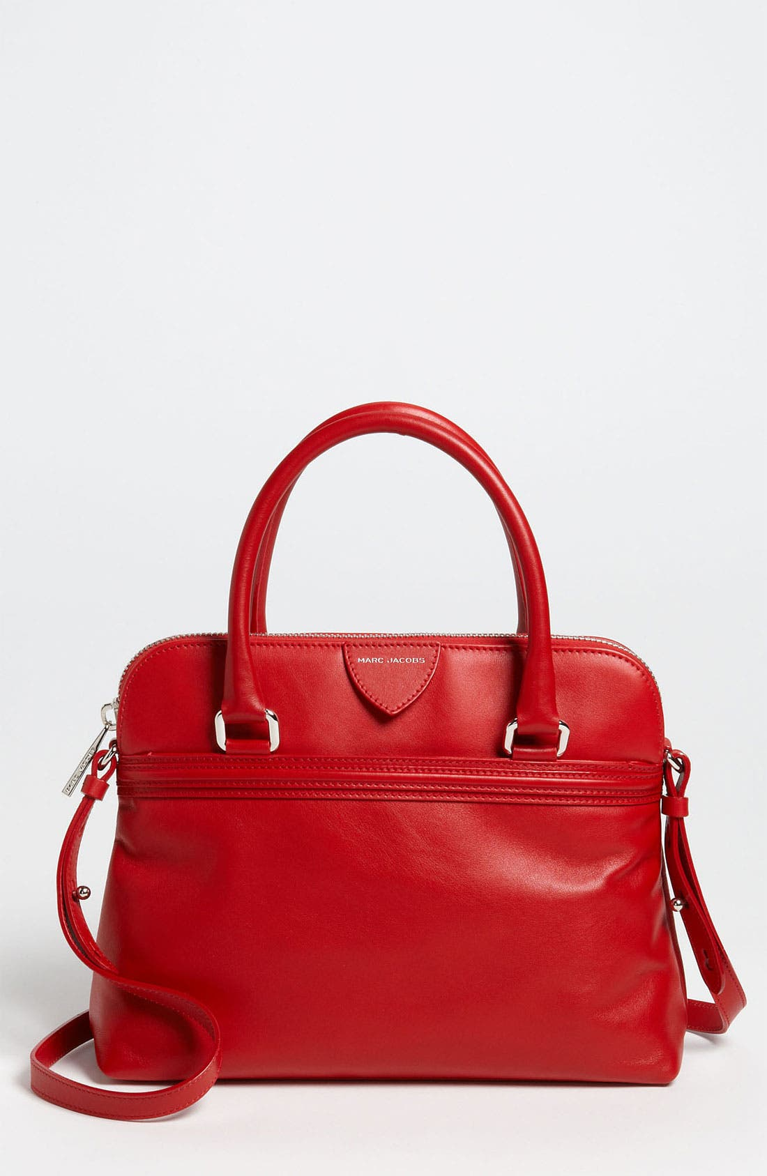 Alternate Image 1 Selected - MARC JACOBS 'Raleigh Preston' Leather Satchel