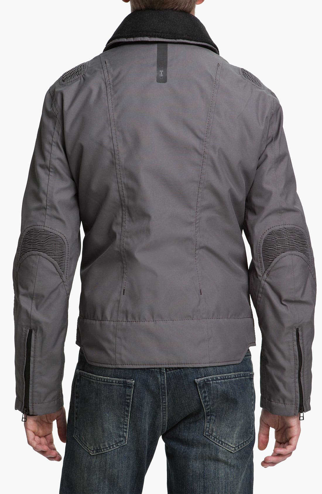Alternate Image 2  - G-Lab Moto Jacket