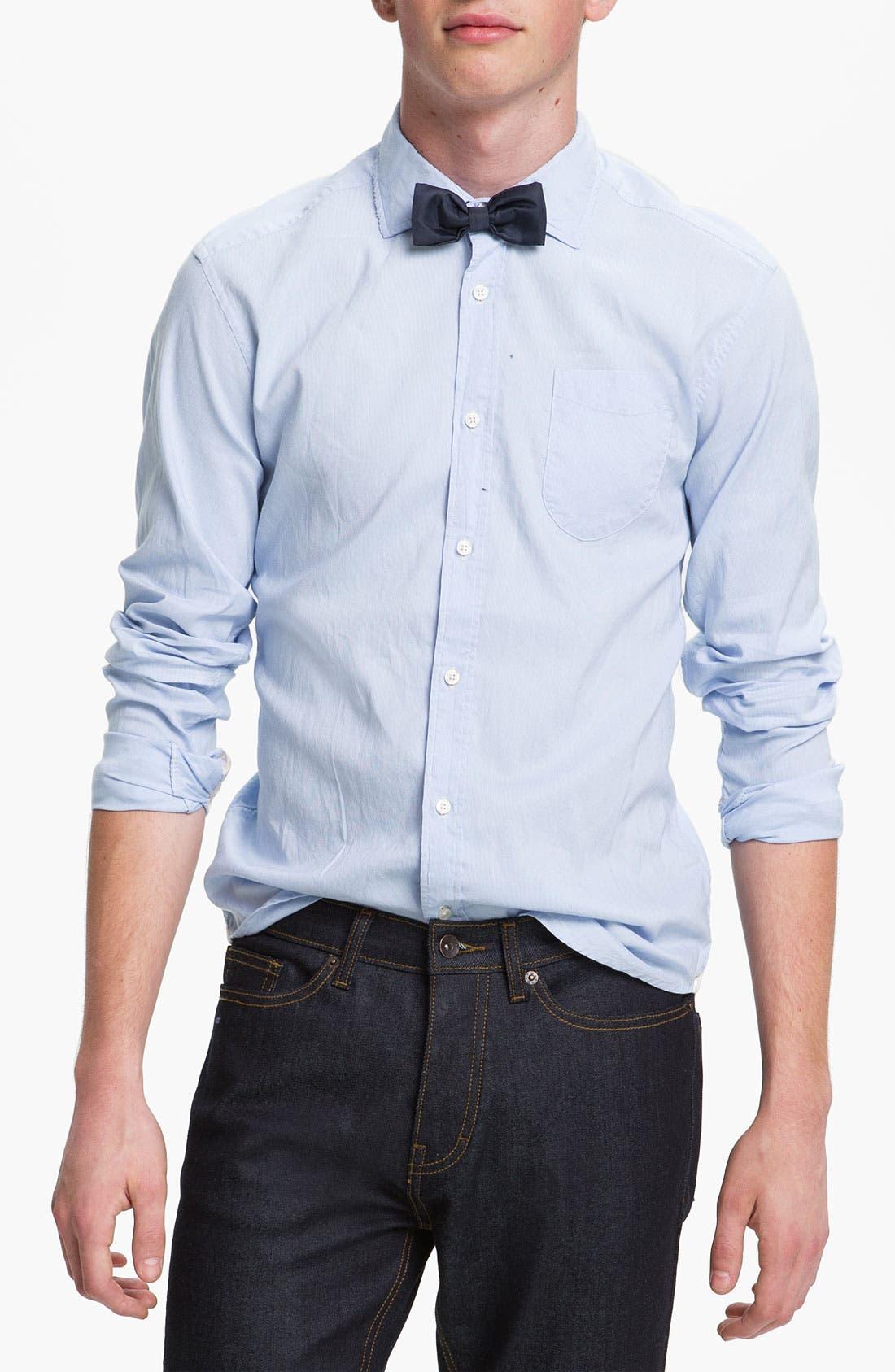 Alternate Image 1 Selected - Scotch & Soda Long Sleeve Shirt