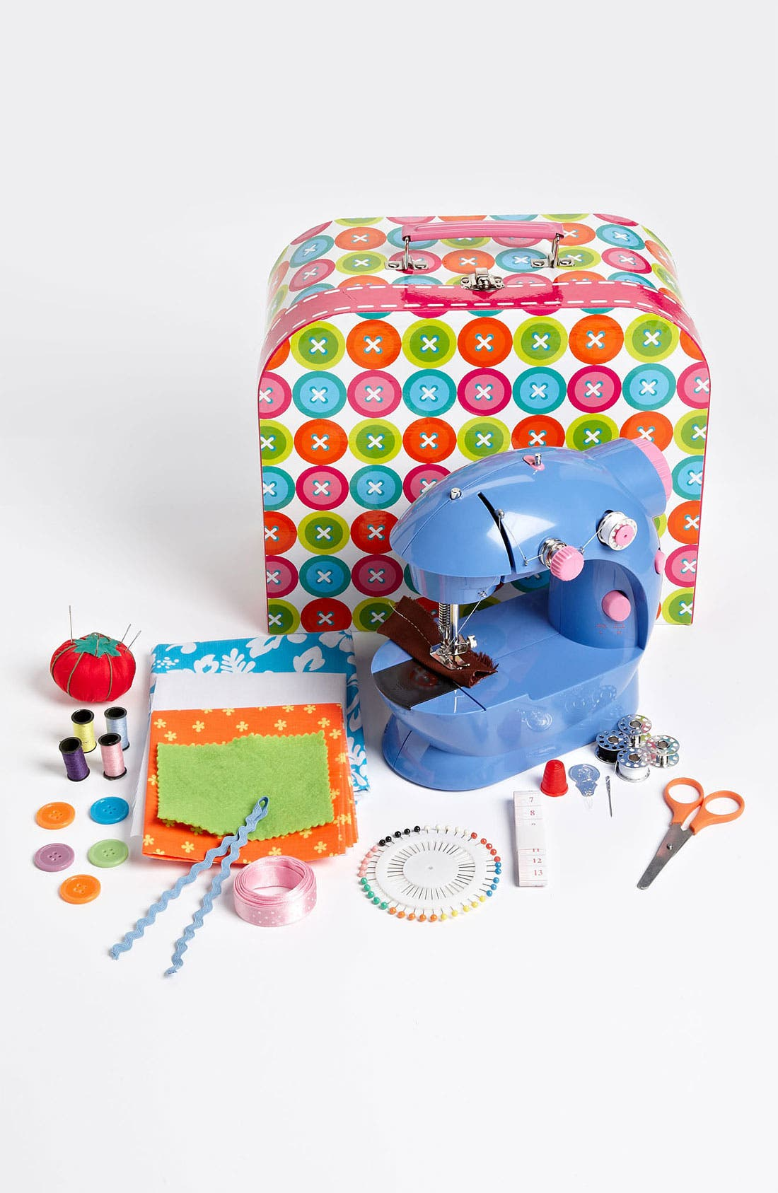 Alternate Image 1 Selected - Alex® Toys 'Sew Fun' Sewing Machine & Kit