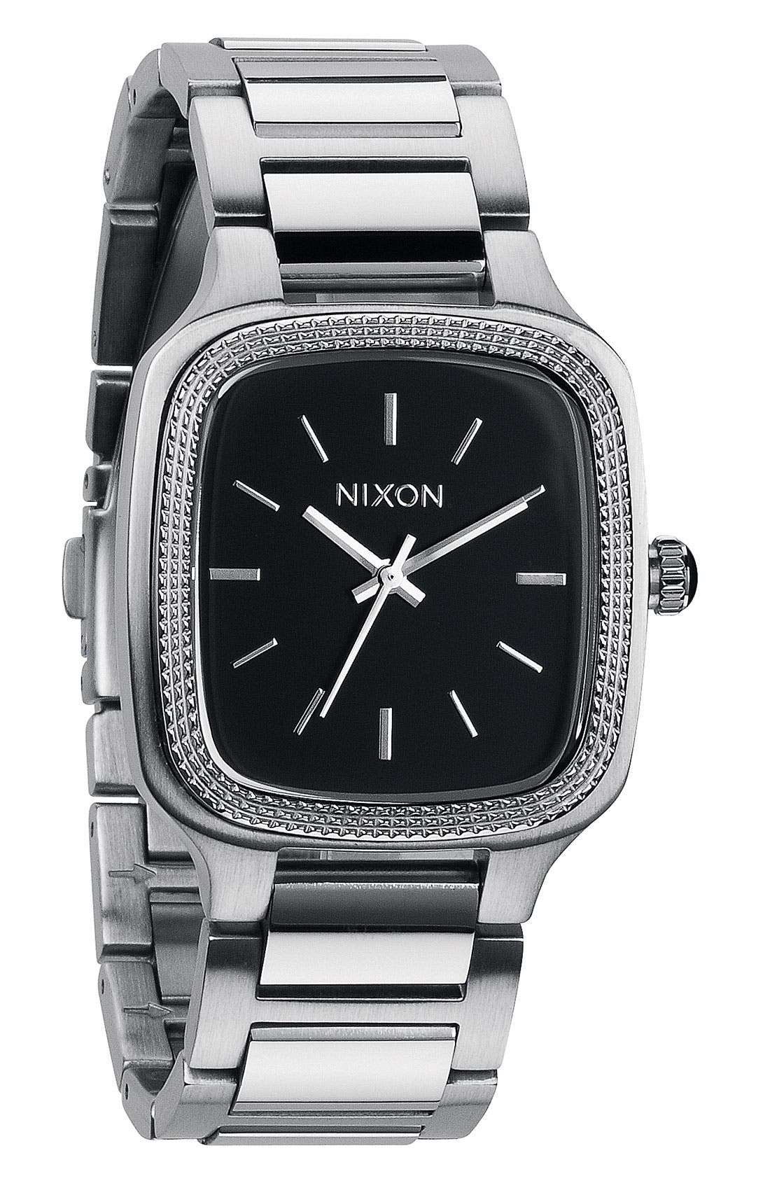 Alternate Image 1 Selected - Nixon 'The Shelley' Bracelet Watch, 32mm