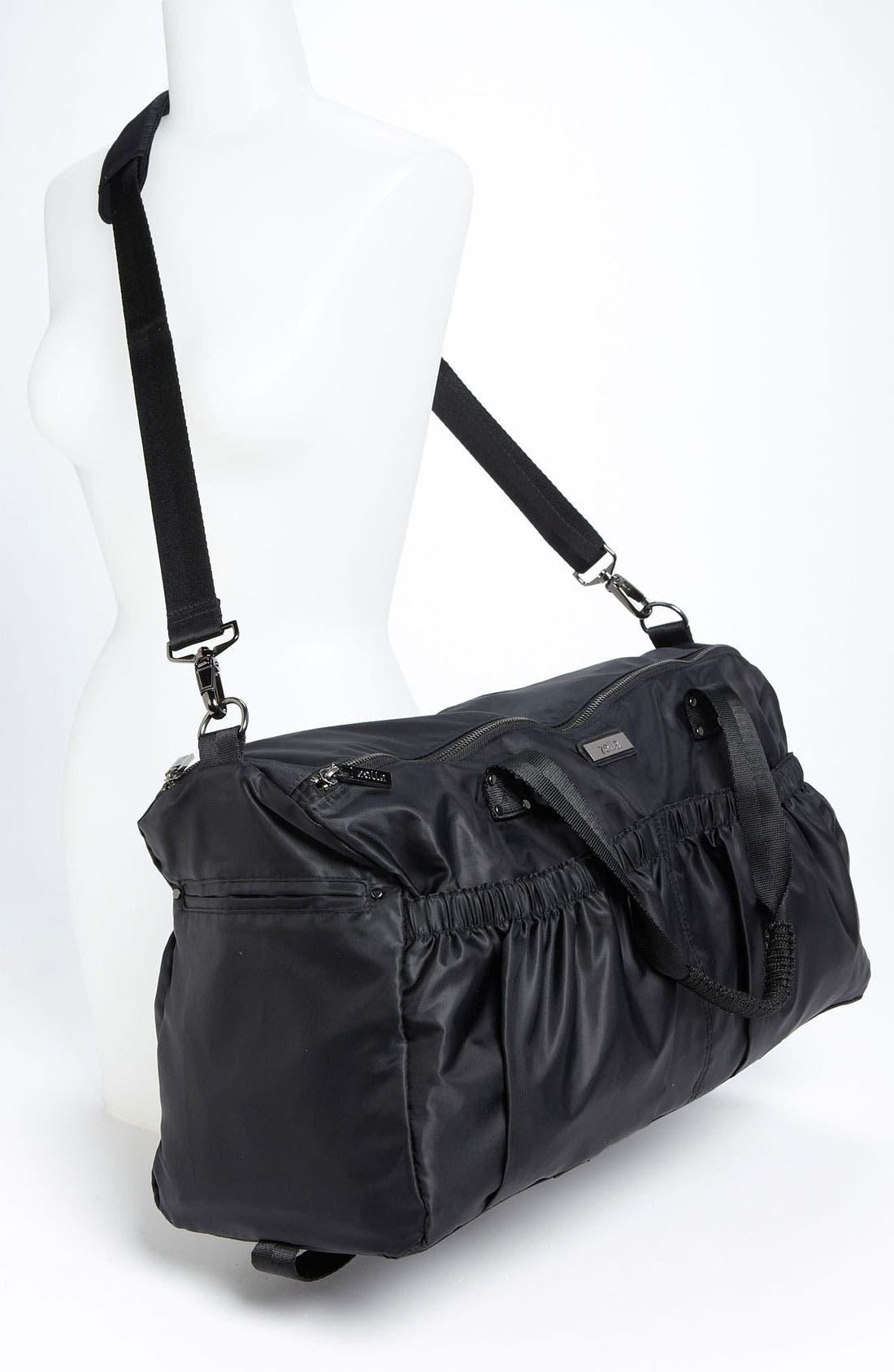 Alternate Image 2  - Zella Pocketed Duffel Bag