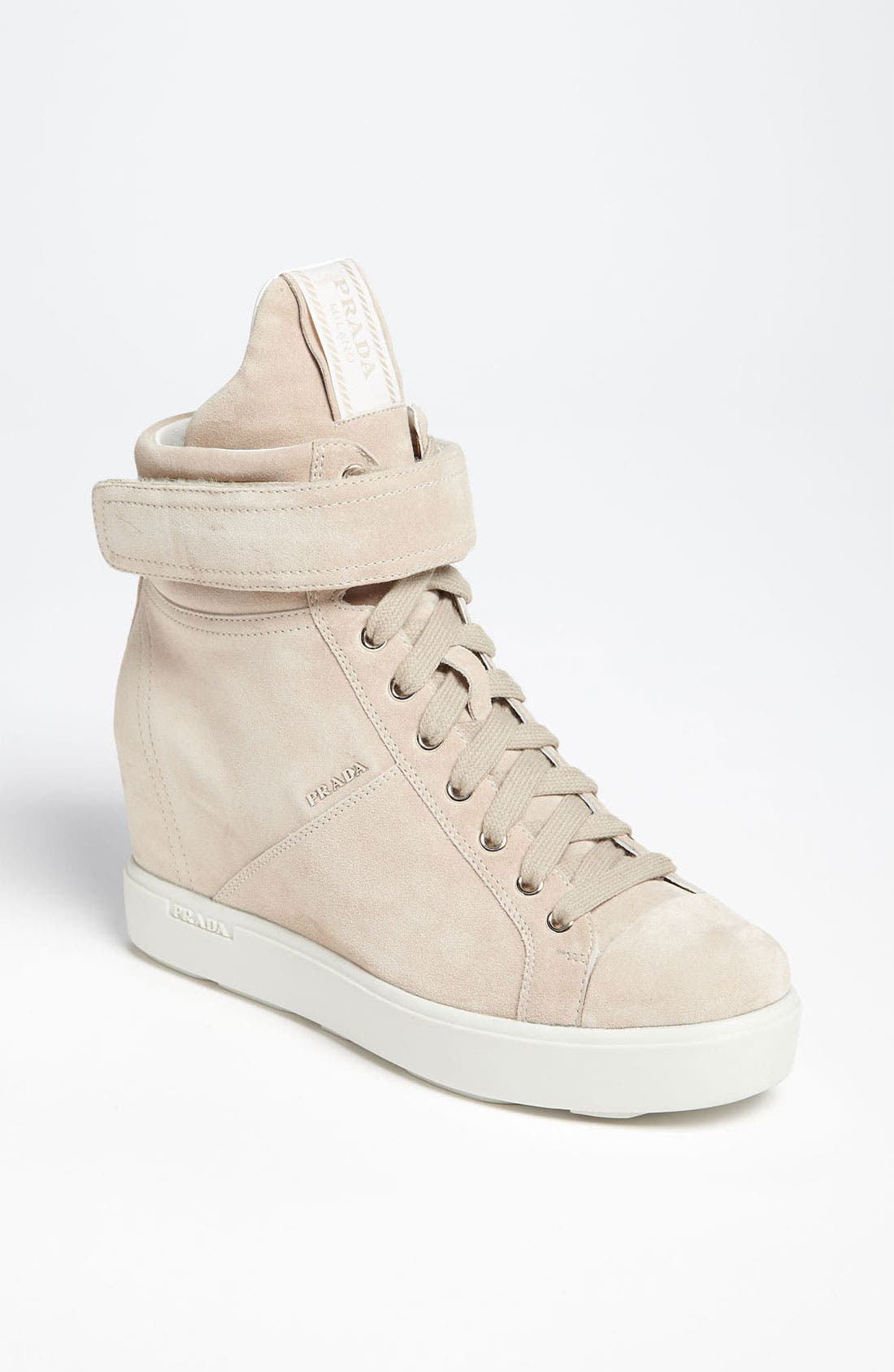 Main Image - Prada Wedge Sneaker