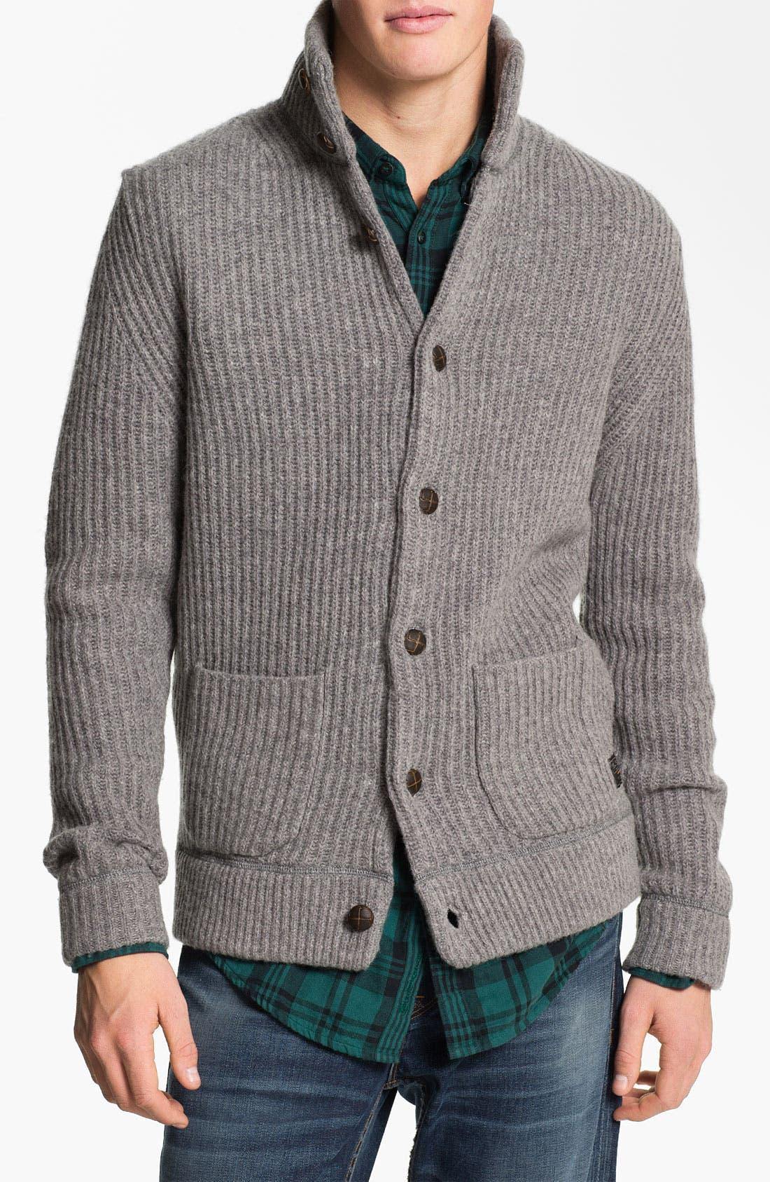 Alternate Image 1 Selected - Ben Sherman Funnel Neck Sweater
