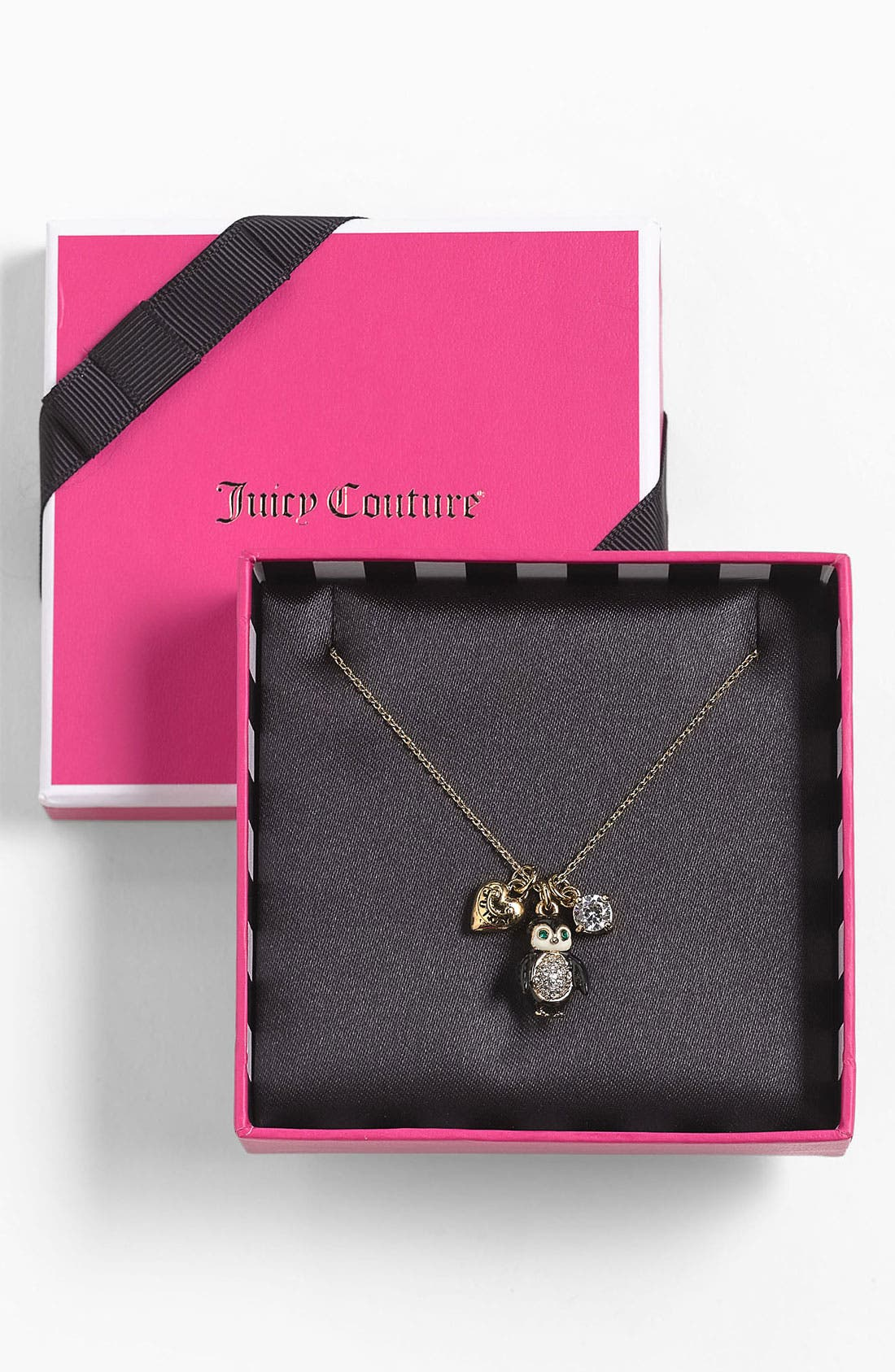 Alternate Image 2  - Juicy Couture 'Perfectly Gifted' Boxed Pendant Necklace