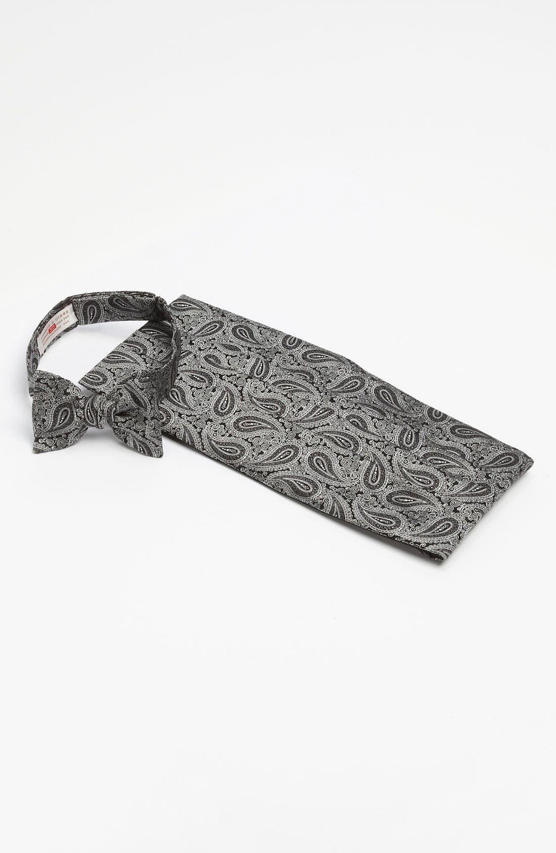 Alternate Image 1 Selected - Carrot & Gibbs Cummerbund & Bow Tie