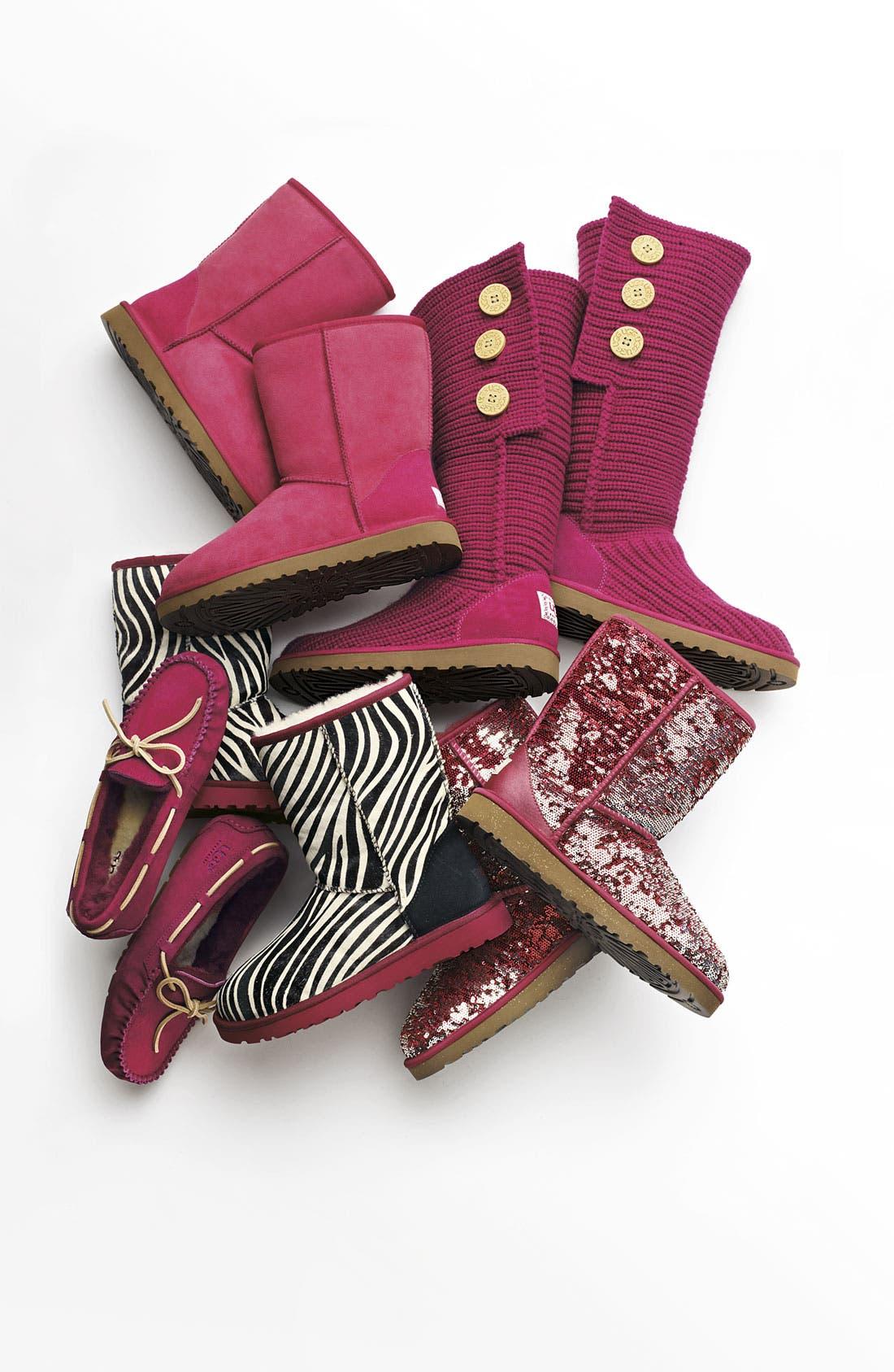 Alternate Image 5  - UGG® 'Classic Short' Boot (Women)