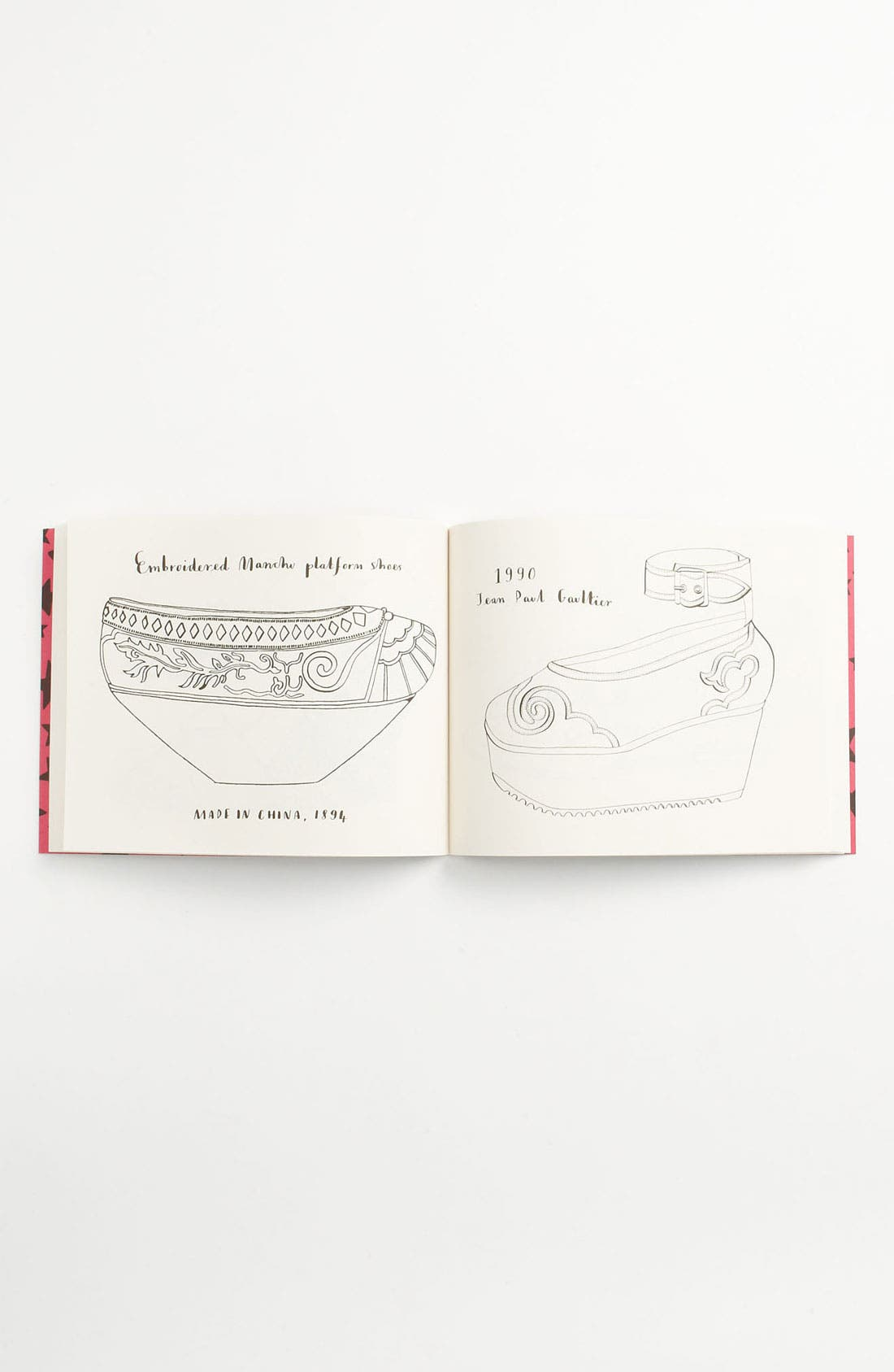 Alternate Image 2  - Nina Chakrabarti 'My Wonderful World Of Shoes' Coloring Book