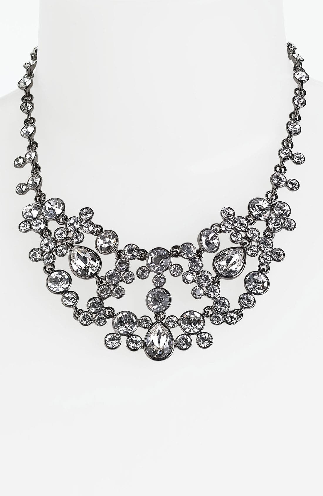 Alternate Image 1 Selected - Givenchy Bib Necklace