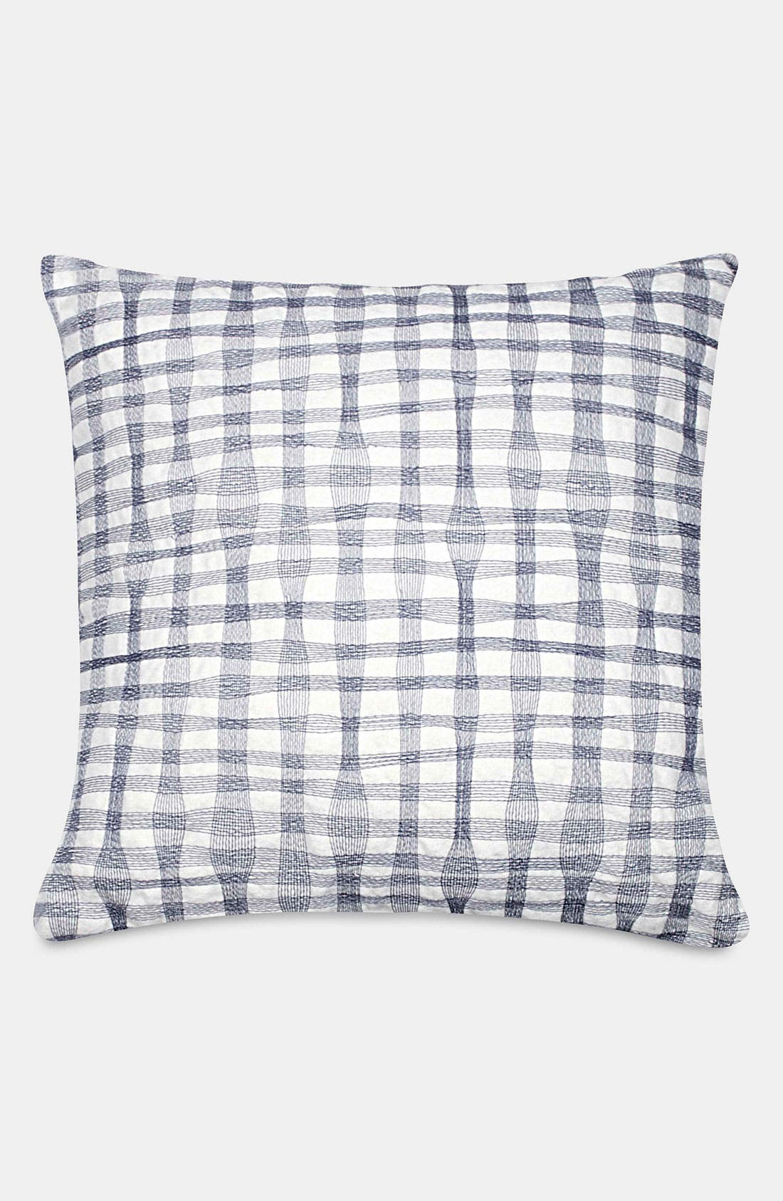 Alternate Image 1 Selected - DKNY 'City Plaid' Pillow
