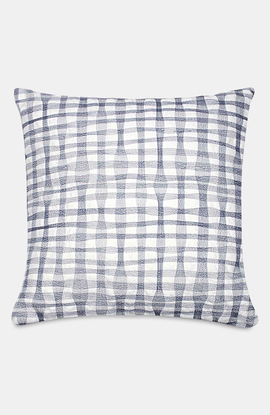 Main Image - DKNY 'City Plaid' Pillow
