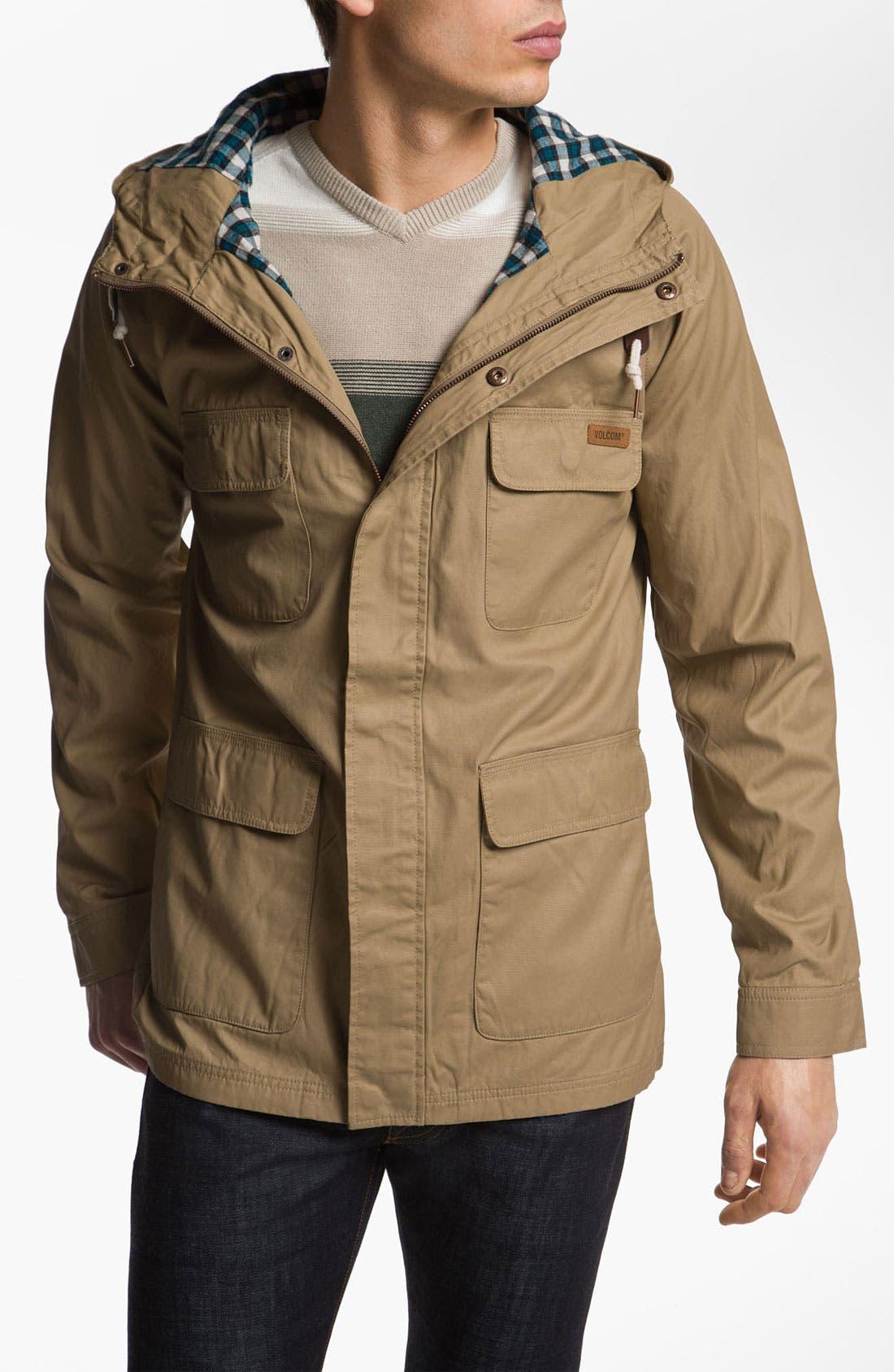 Alternate Image 1 Selected - Volcom 'Cuesta' Field Jacket