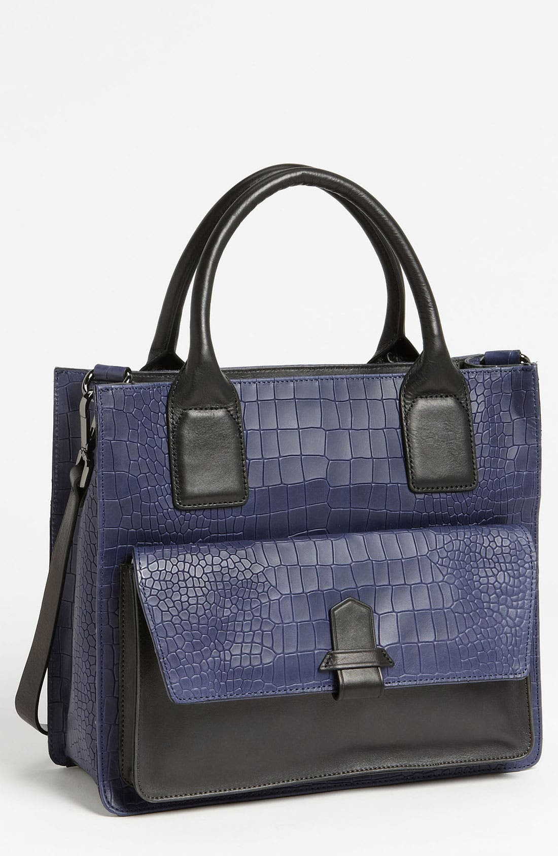 Alternate Image 1 Selected - Kenneth Cole New York 'Belt One Back' Satchel